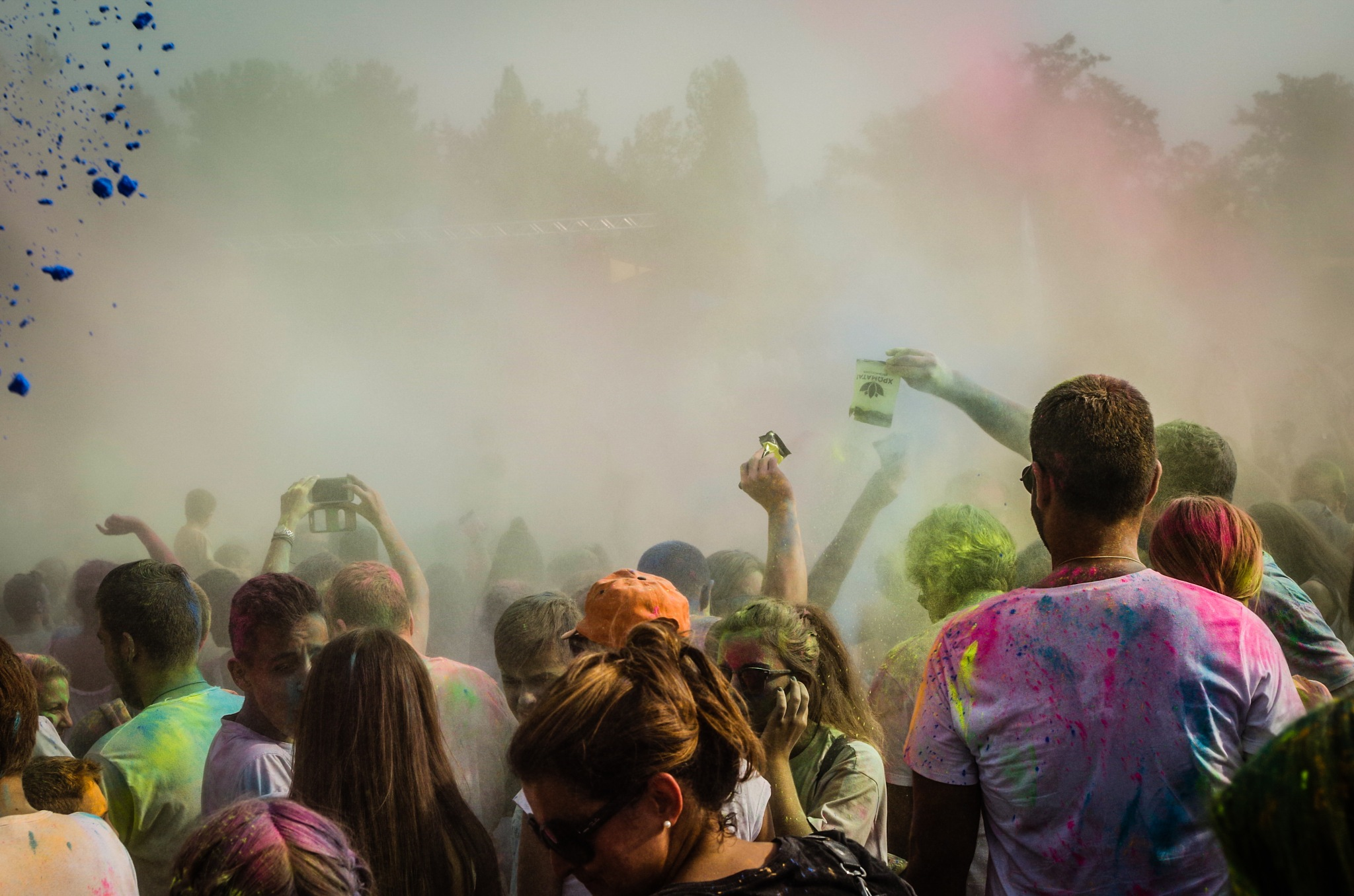 Color Festival - Get Wrecked  by DeckArts