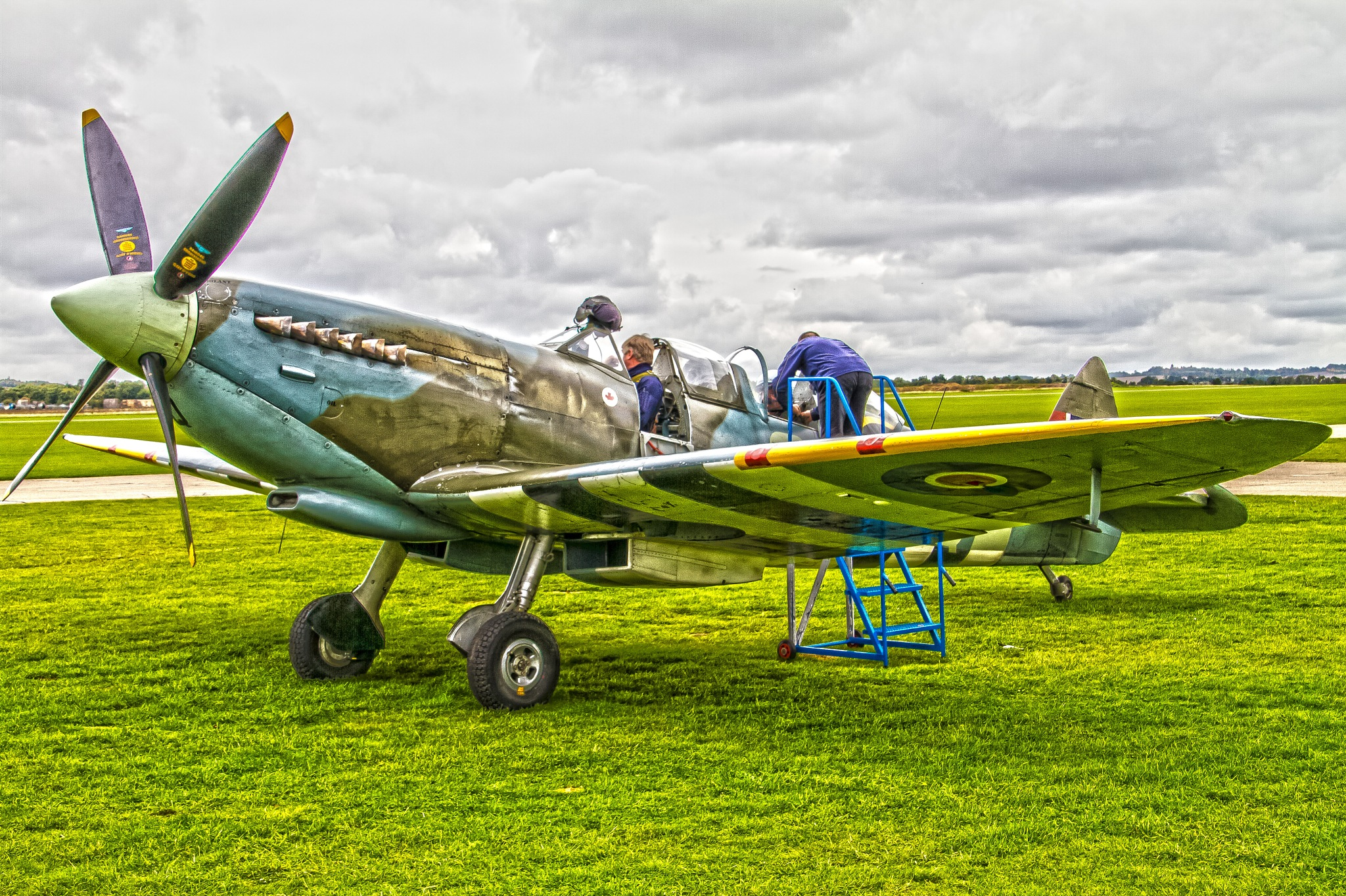 spitfire 1 by pat hopkins