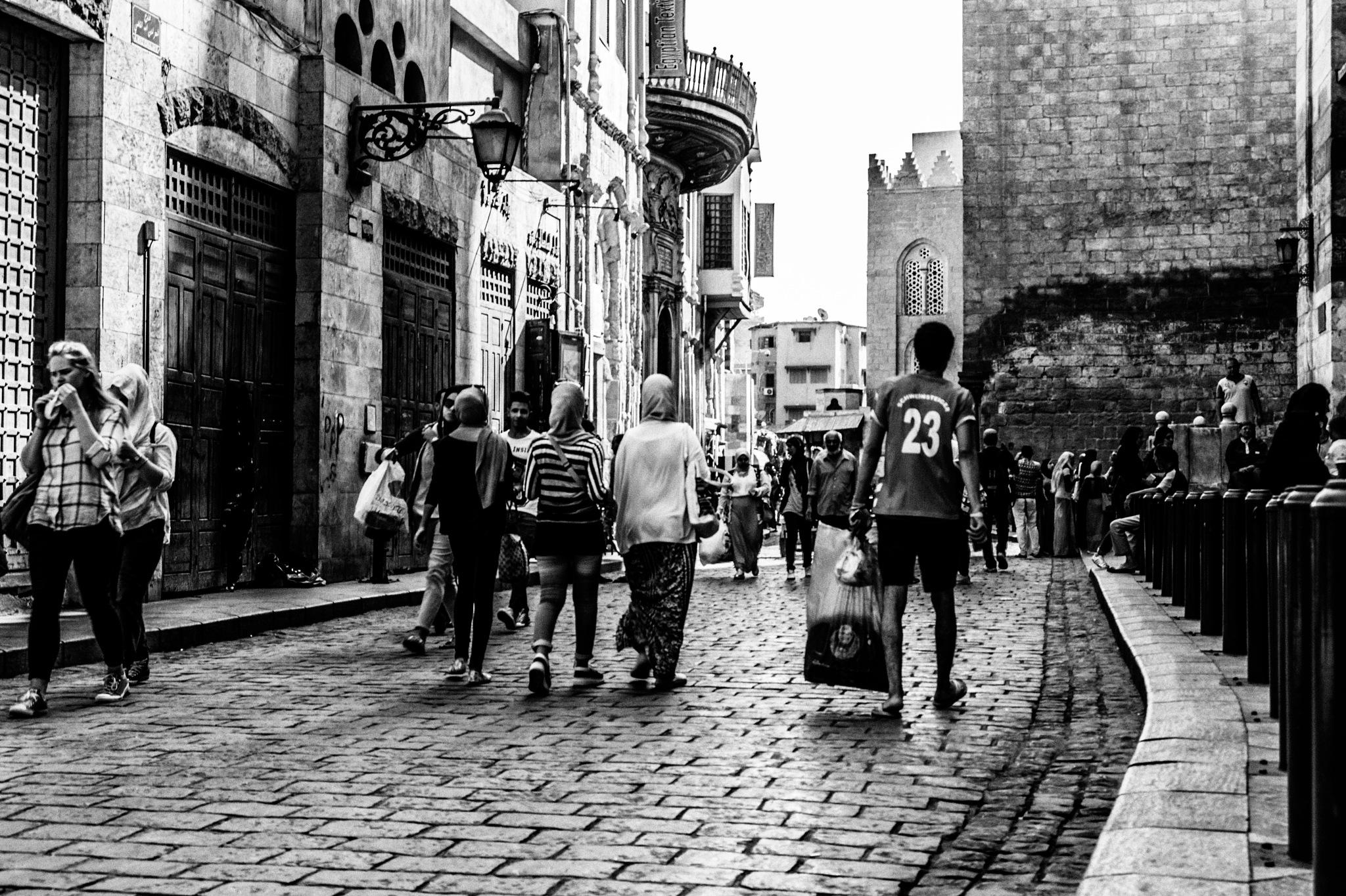 street 4 by Abdo Tahoon
