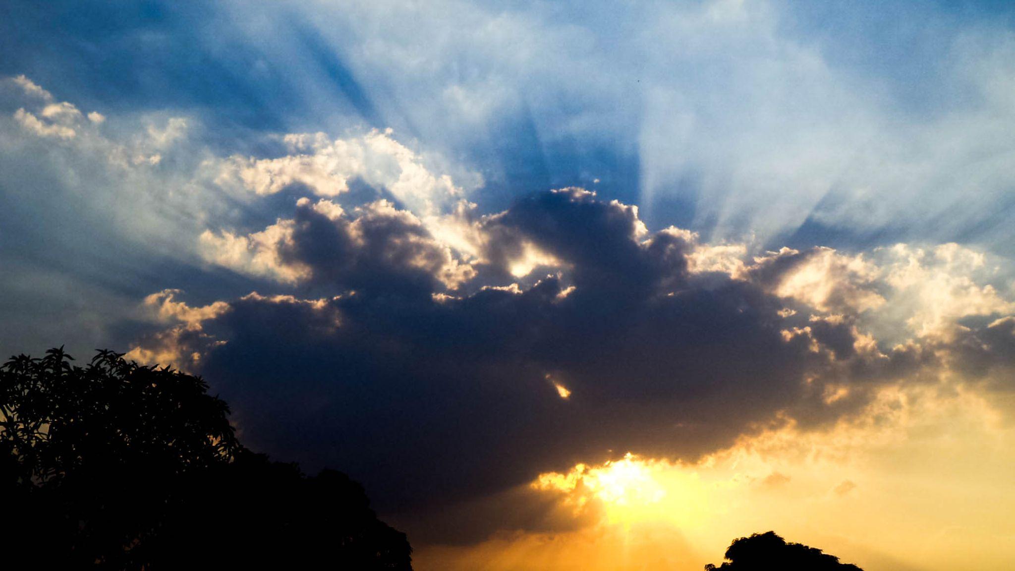 Sunset by Nashwa Murad