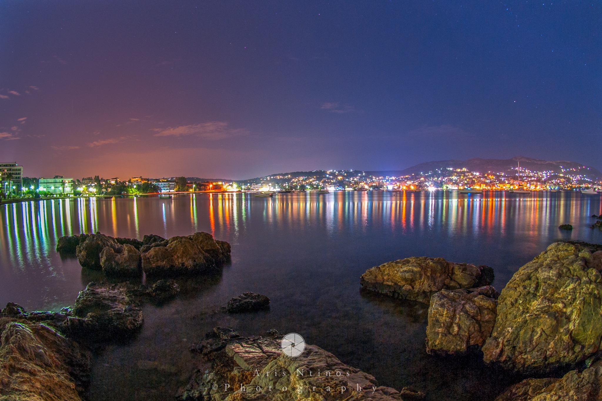 Porto Rafth by Aris Ntinos