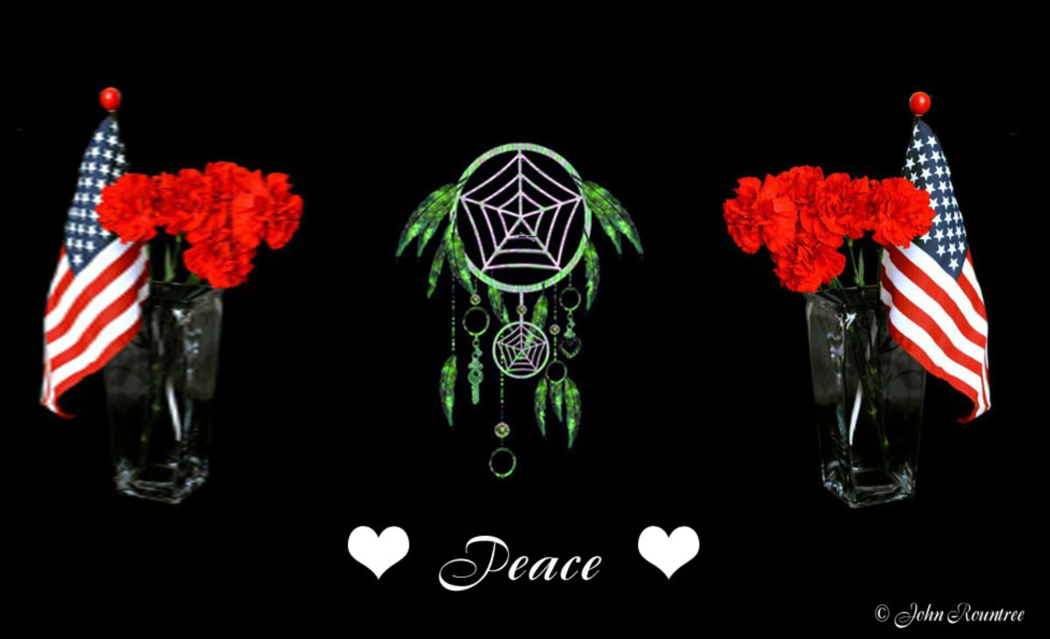 PEACE  by johnny