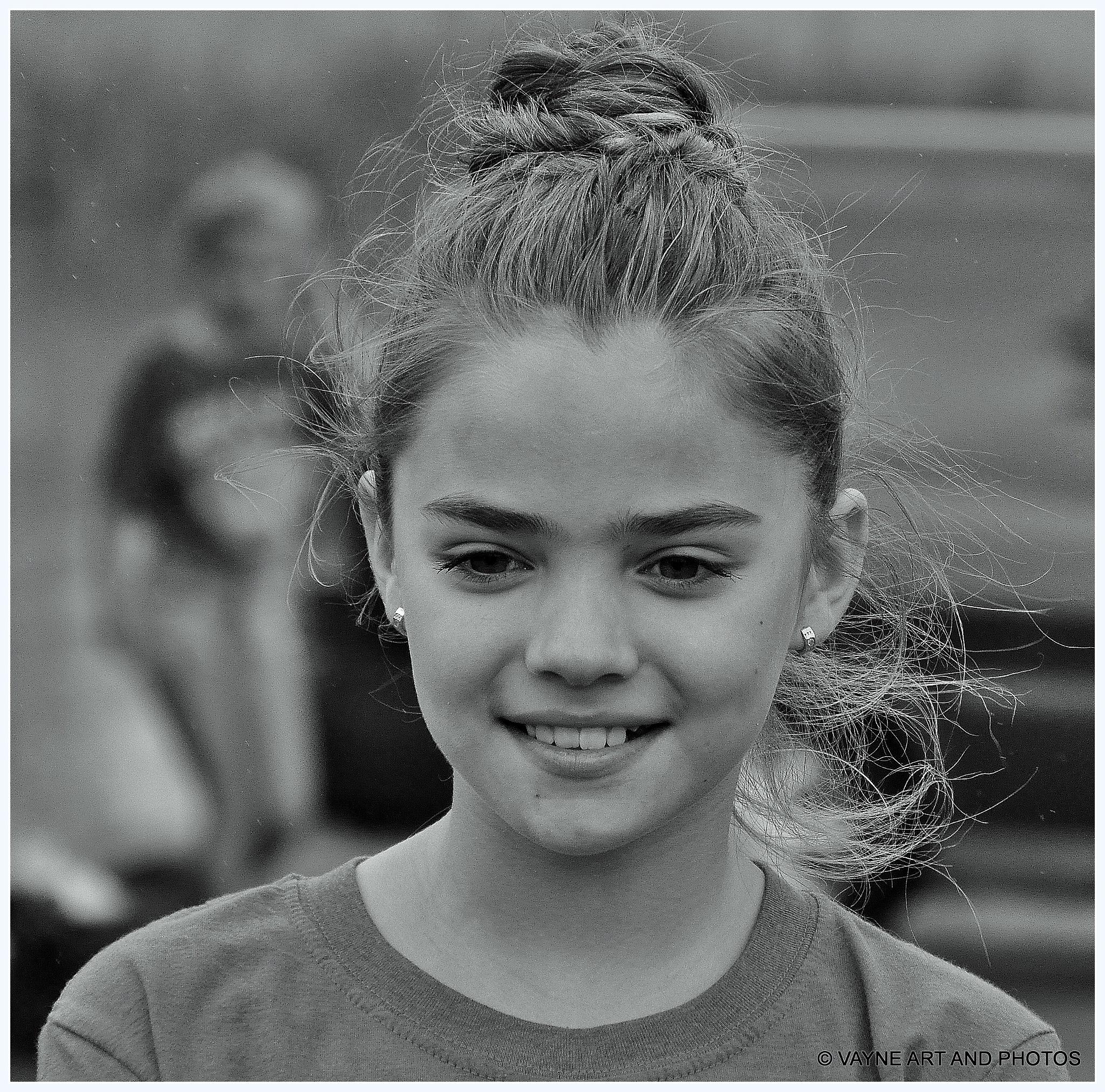 Young lady by Jacob van der Veen