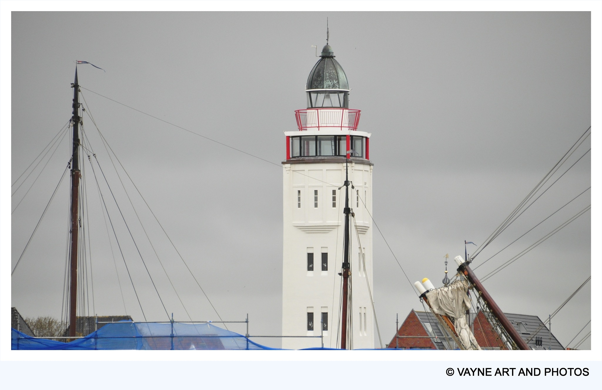 Lighttower by Jacob van der Veen