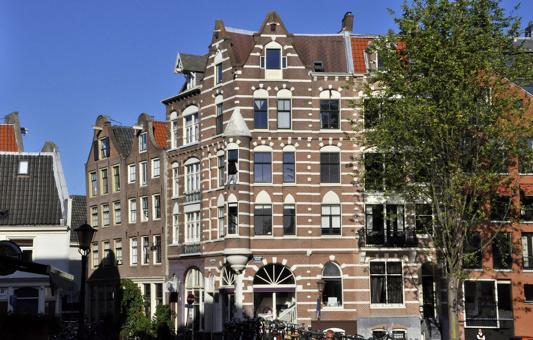 Amsterdam by Jacob van der Veen