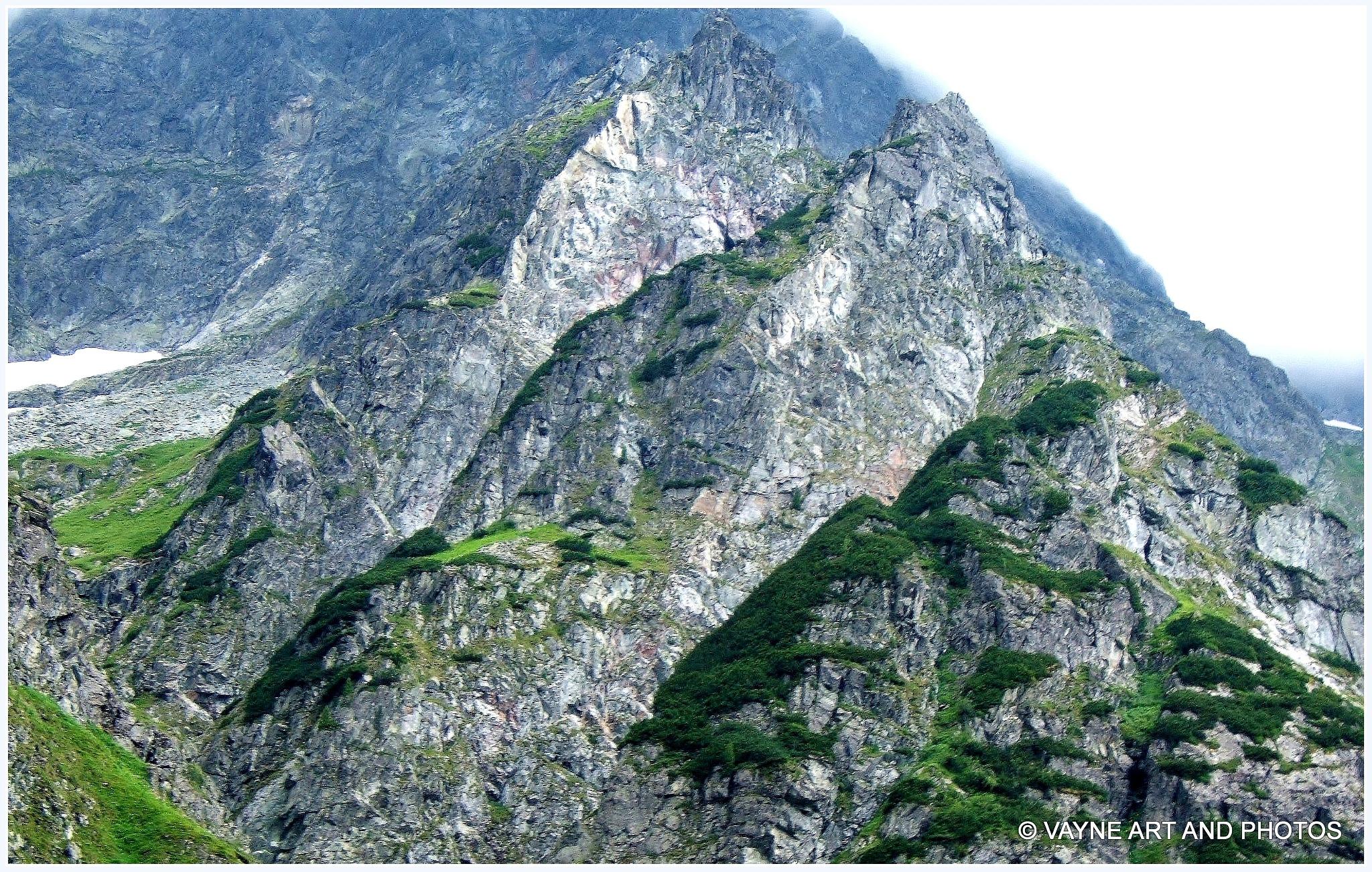 Poland Tatra Mountains by Jacob van der Veen