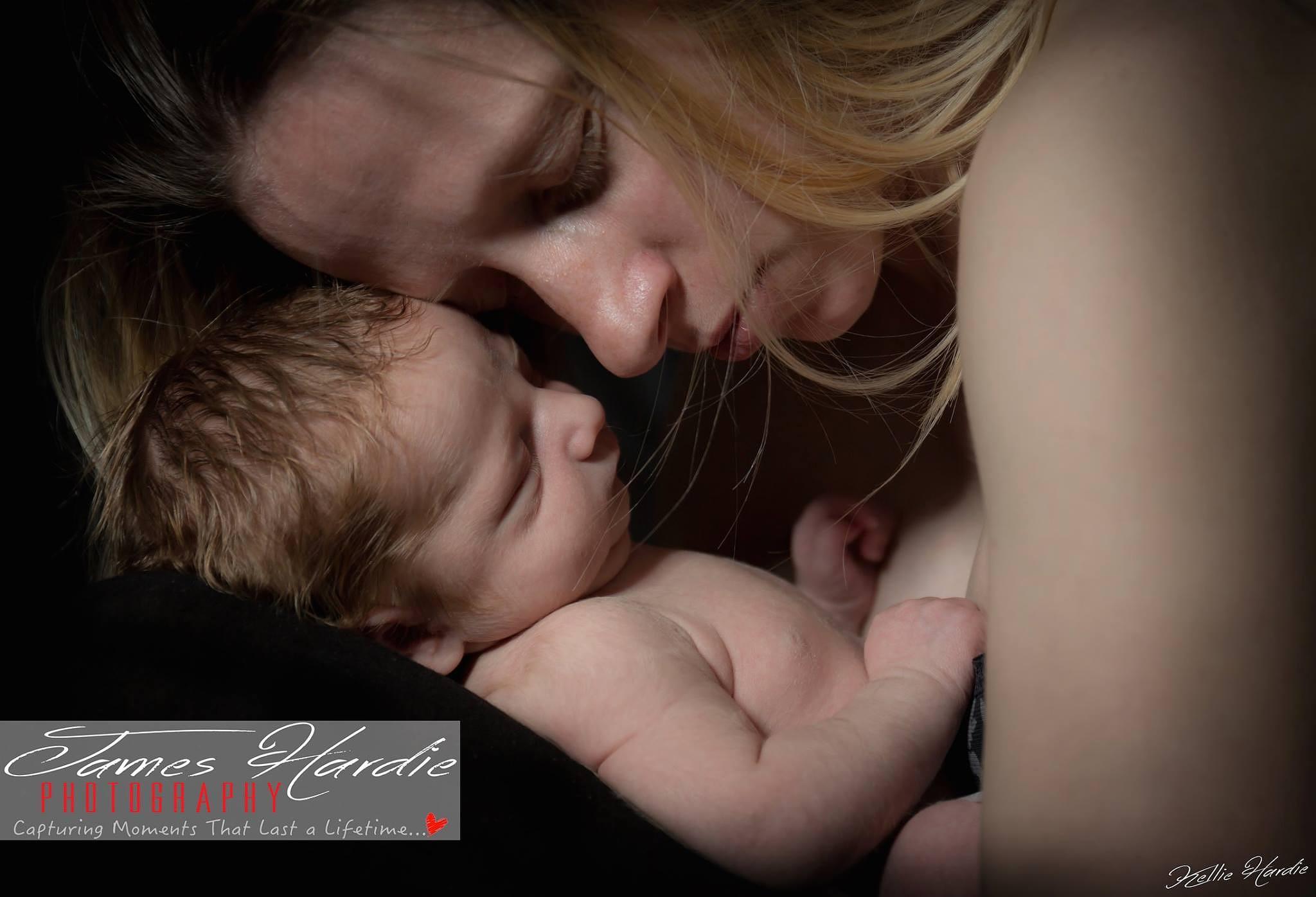 Mothers Bond by Kellie Hardie