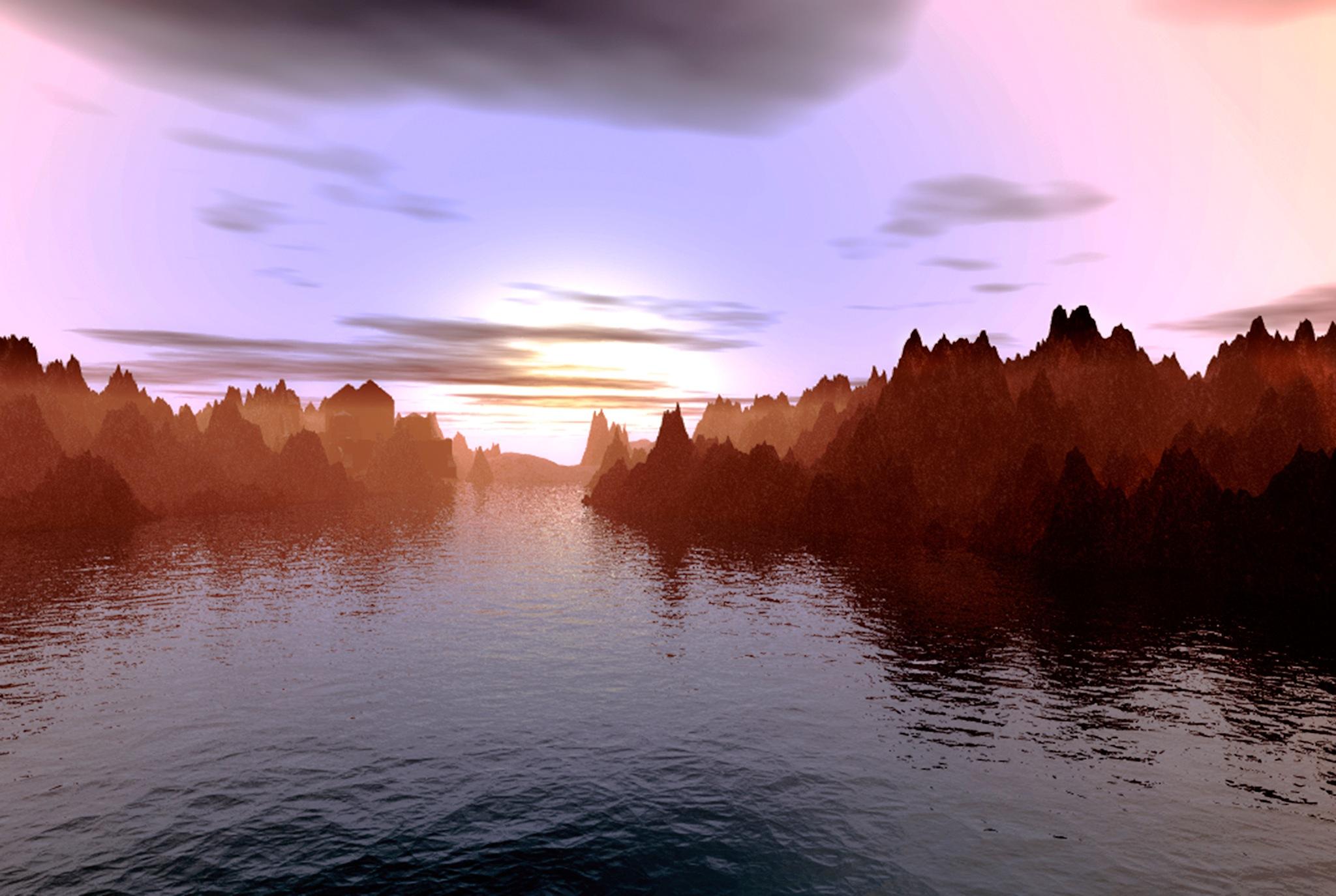 lago de los deseos by monicasz