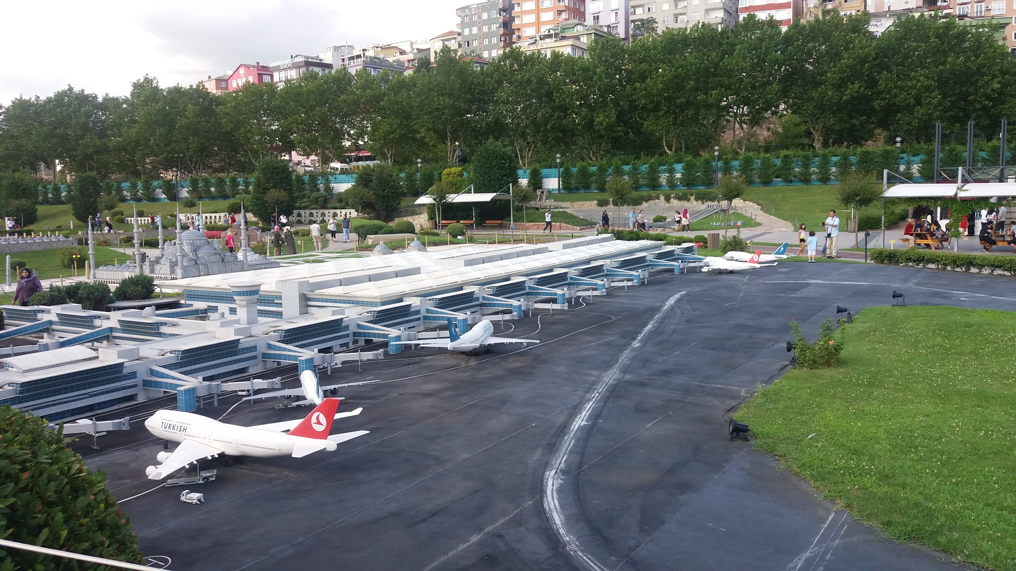 MiniaTurk Ataturk Airport by Mohamed Fouad