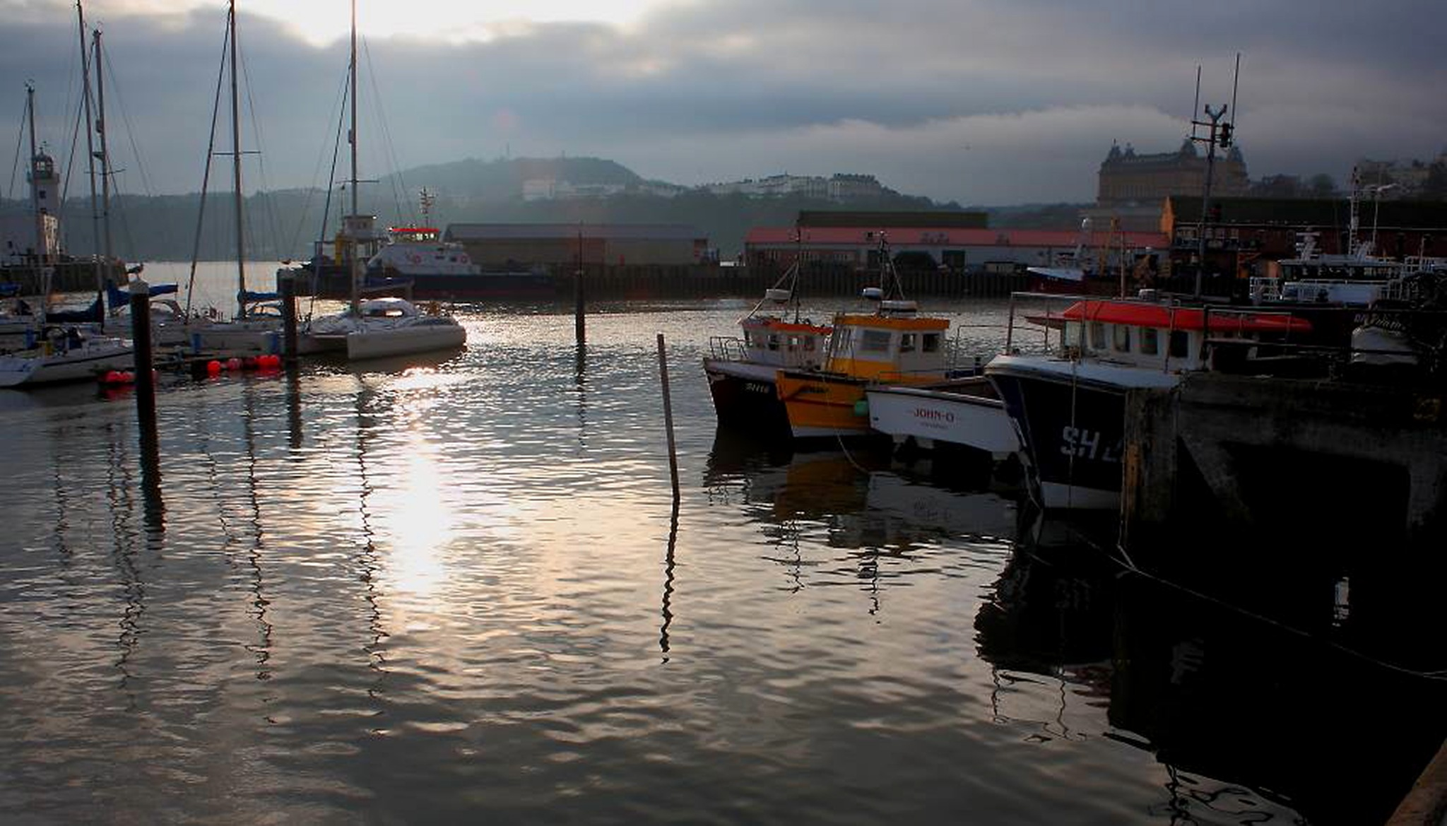 Scarborough revisited by Philip Watson