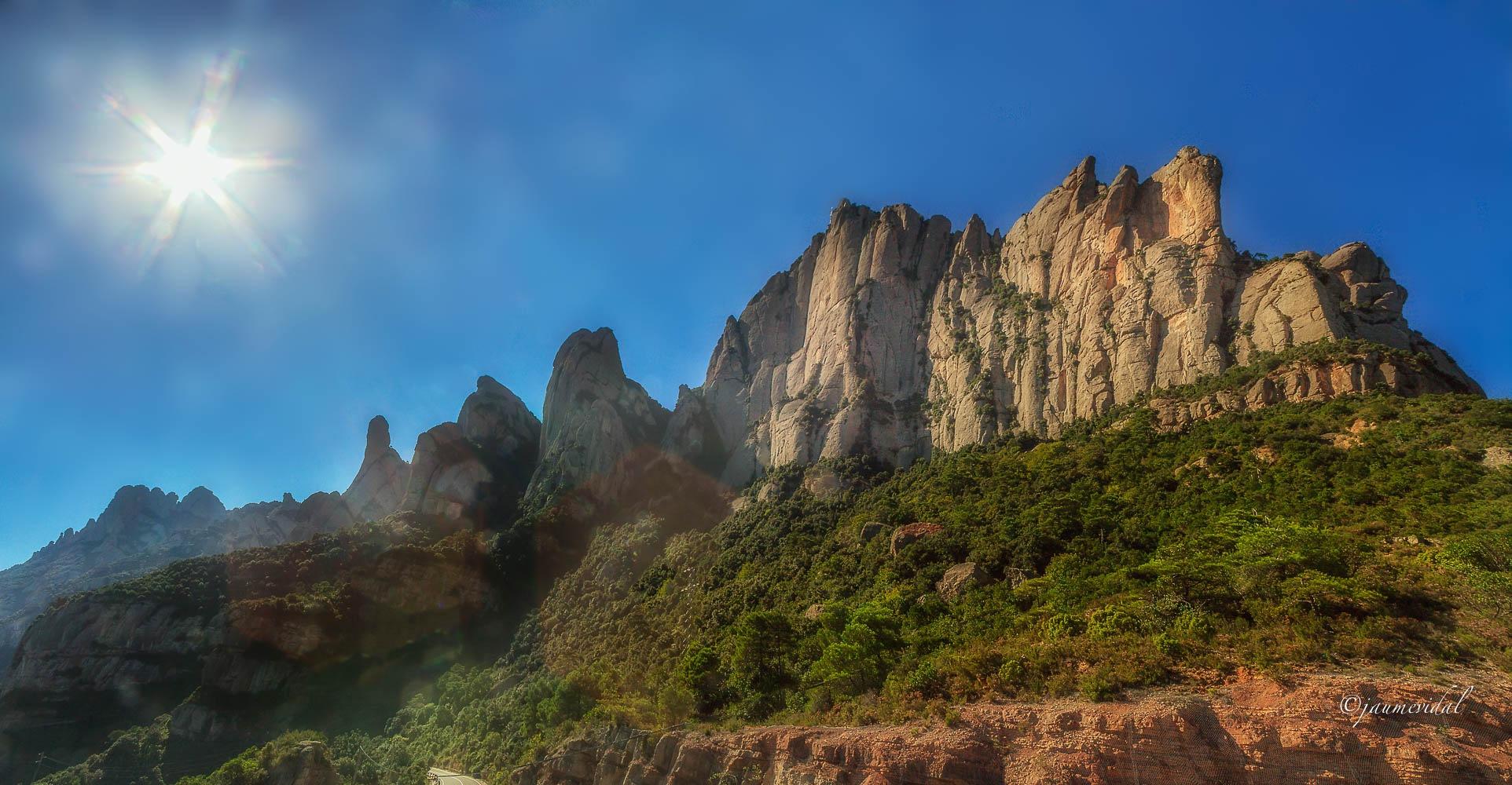 Montserrat by JaumeVidal