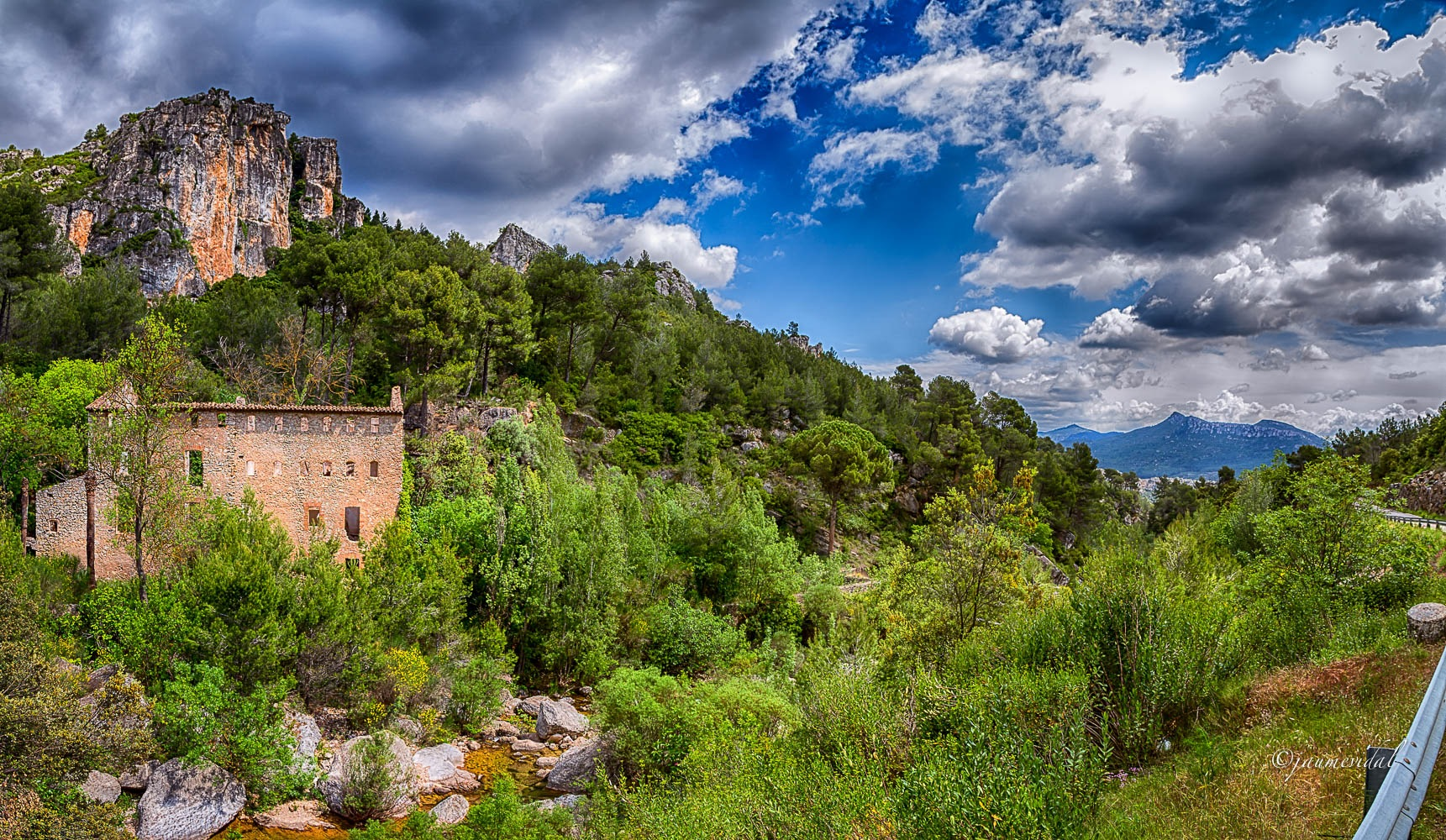 Valley of the Brugent River by JaumeVidal