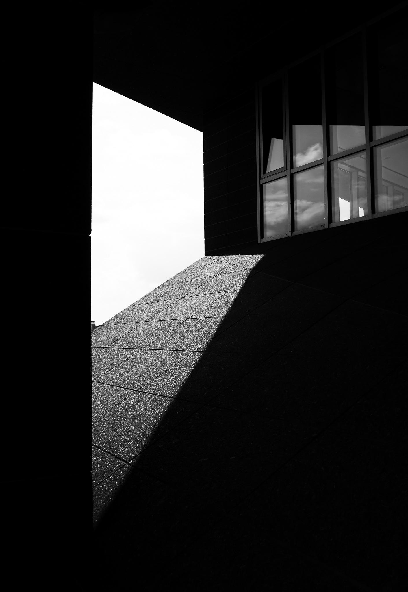 shadows by Robert Glöckner
