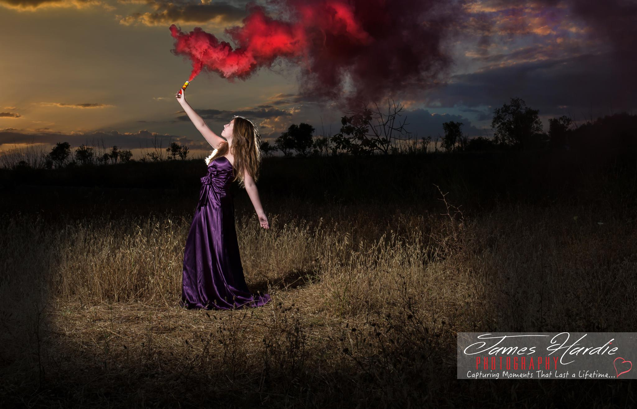 No Smoke Without Fire by James Hardie
