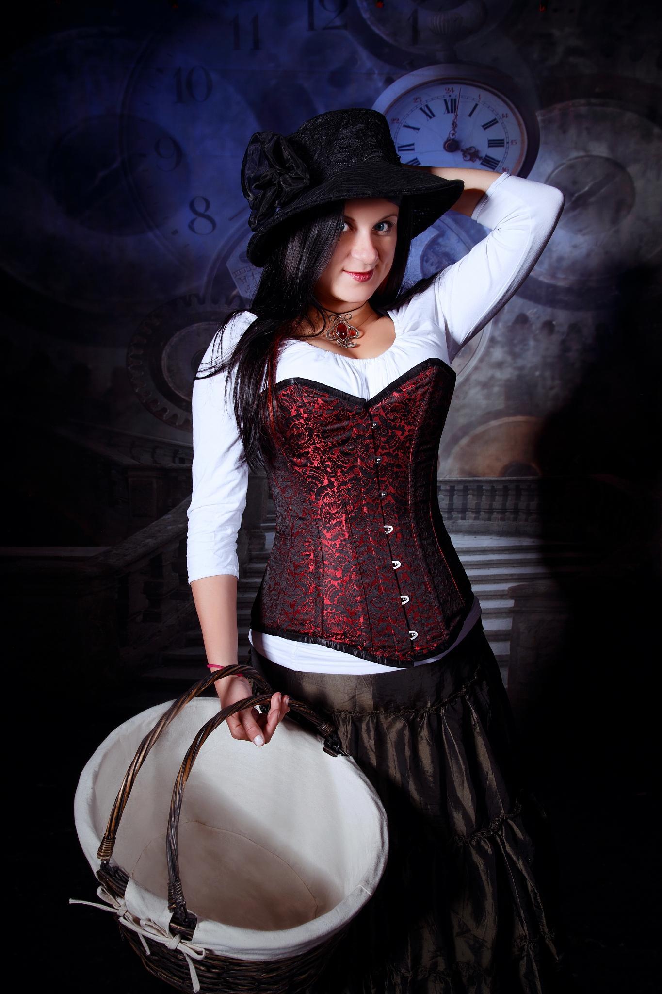 Gothic fantasy... by Kateřina Skoupá