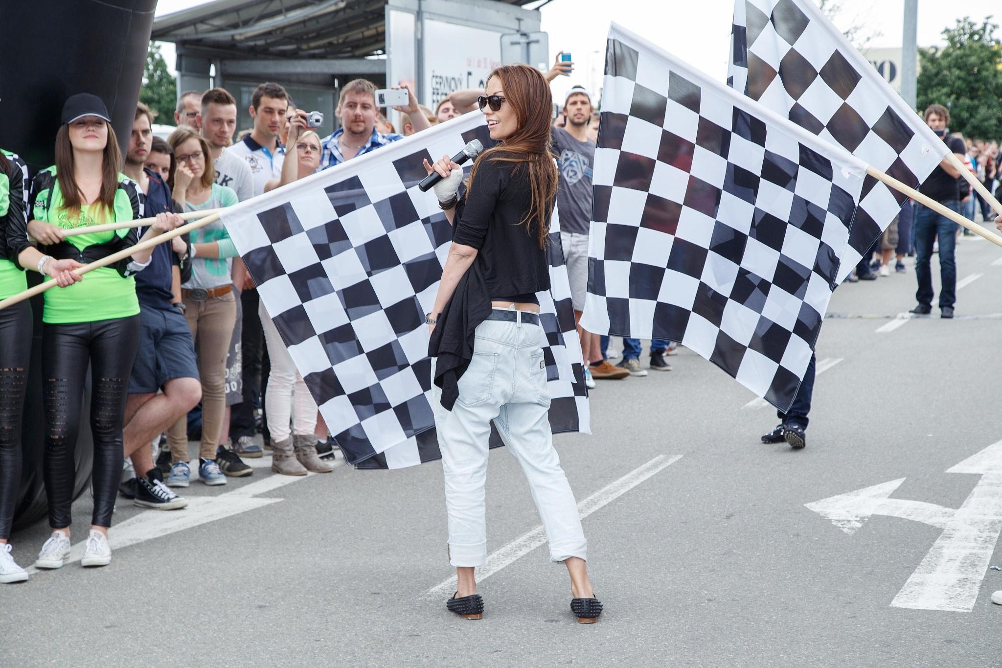 Diamond Race 2015 by Kateřina Skoupá