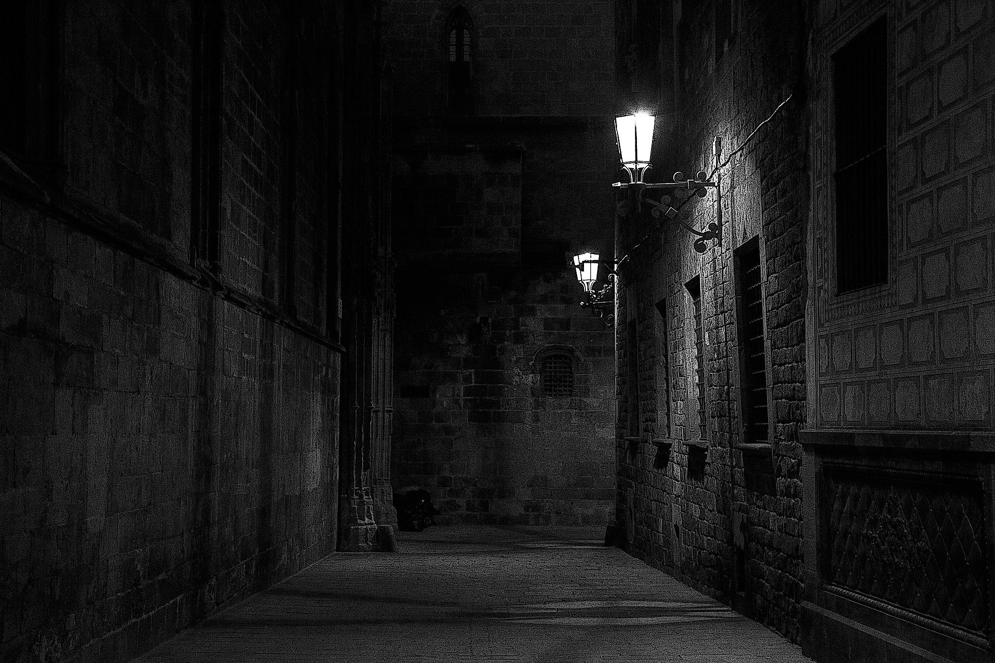 The dark corners of my soul... by Kateřina Skoupá