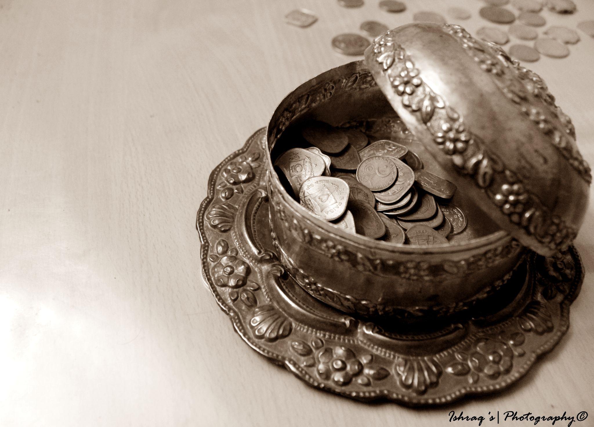 Treasure box by Ishraq Tahmid