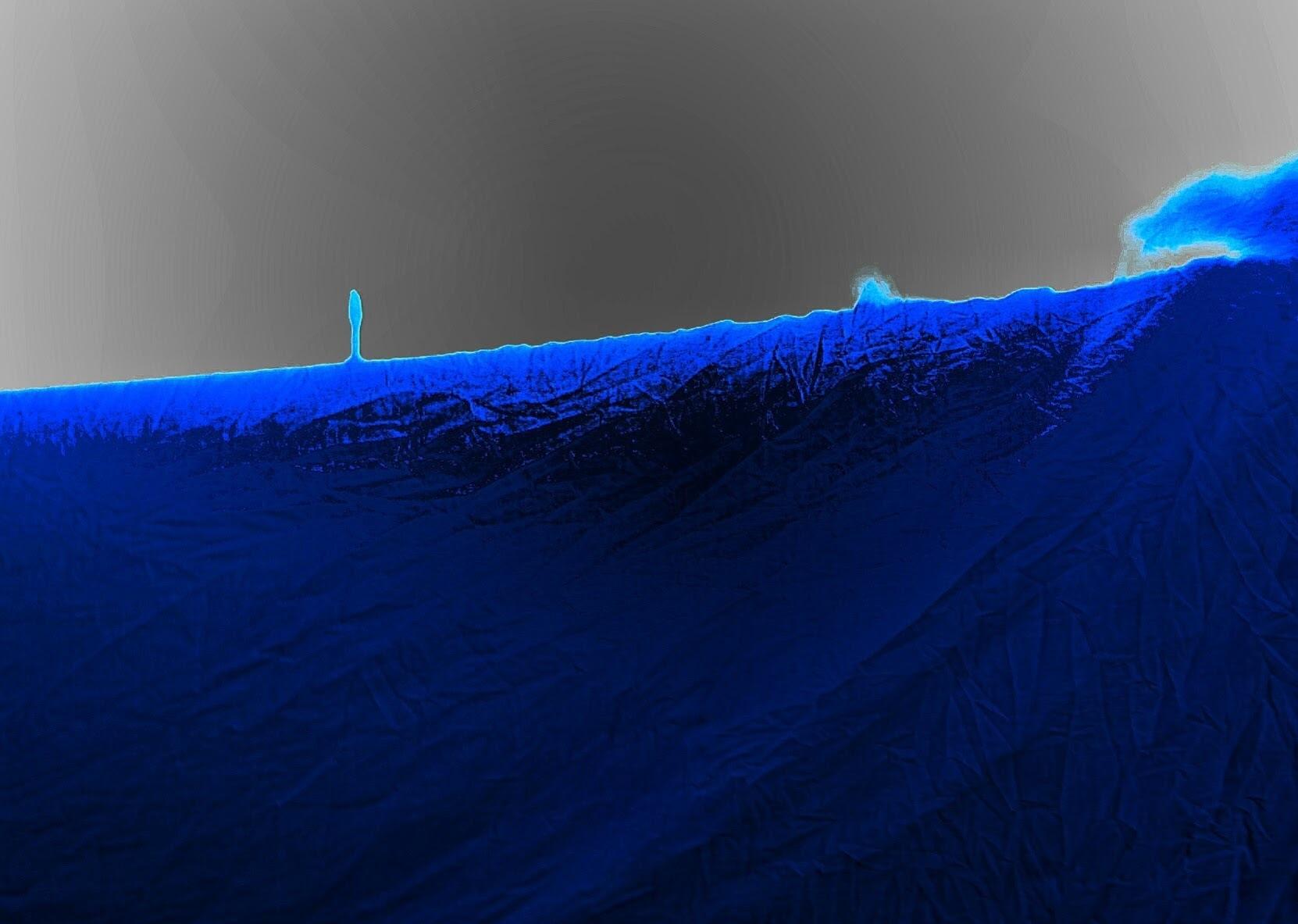 Standing on the edge. by markkutoivari
