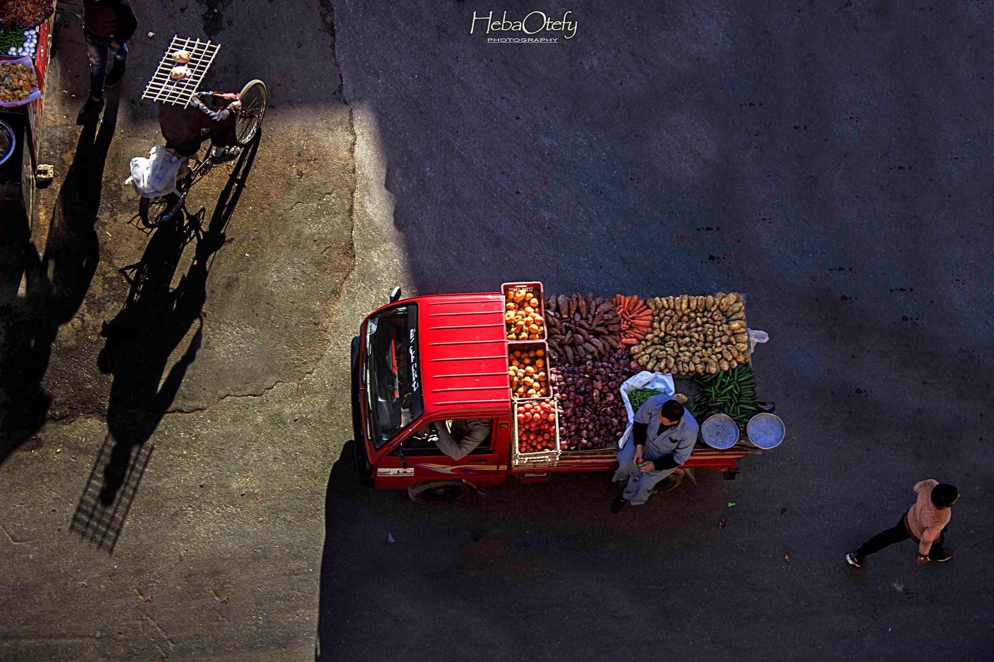 street by Heba M. Otefy