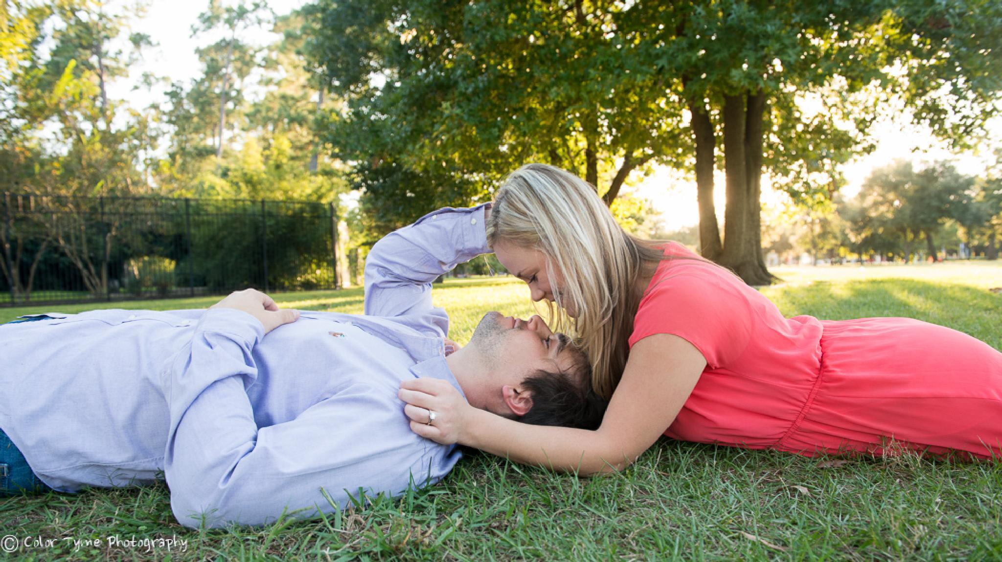 love is in the air  by John Billingsley