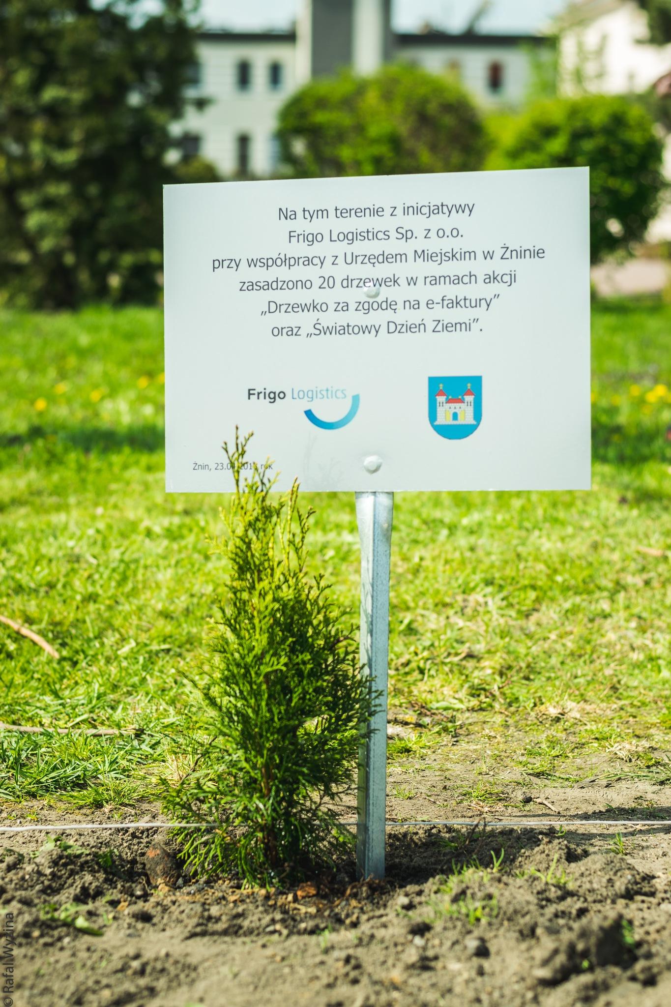 Earth Day by Rafał Wyzina