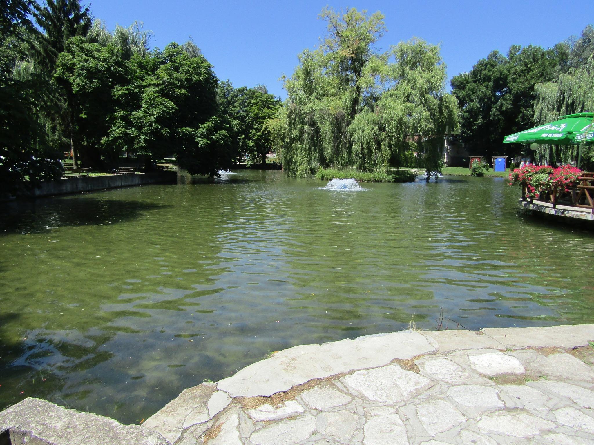 Park Gotze Delchev by Hari62