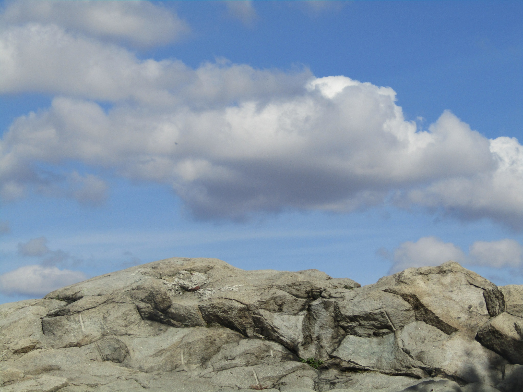 Only rocks and sky .... by Hari62