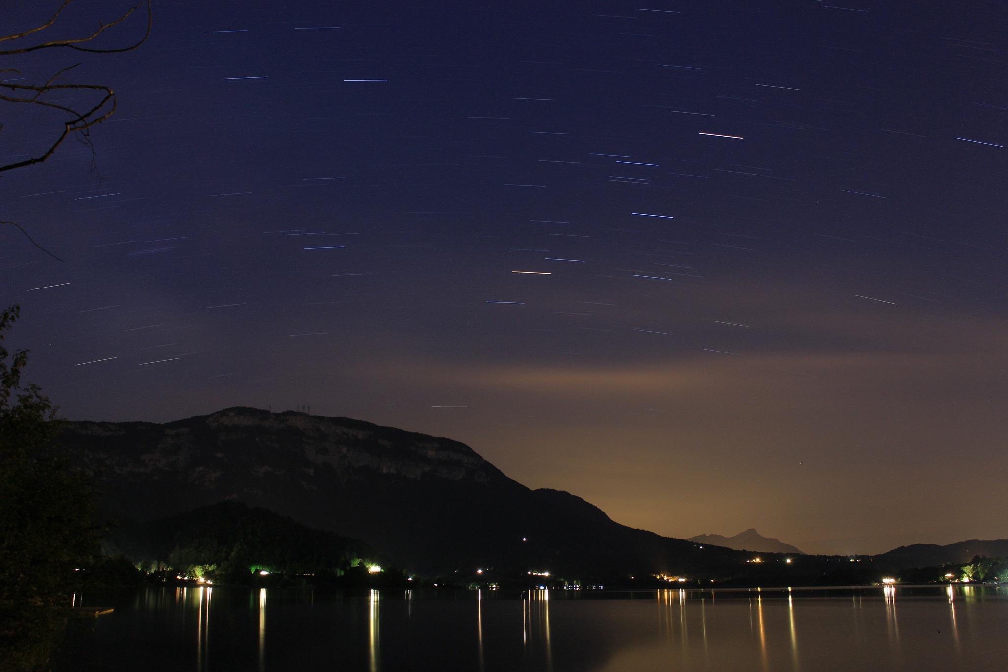 Le lac d'Aiguebelette by CaptureOfAlex