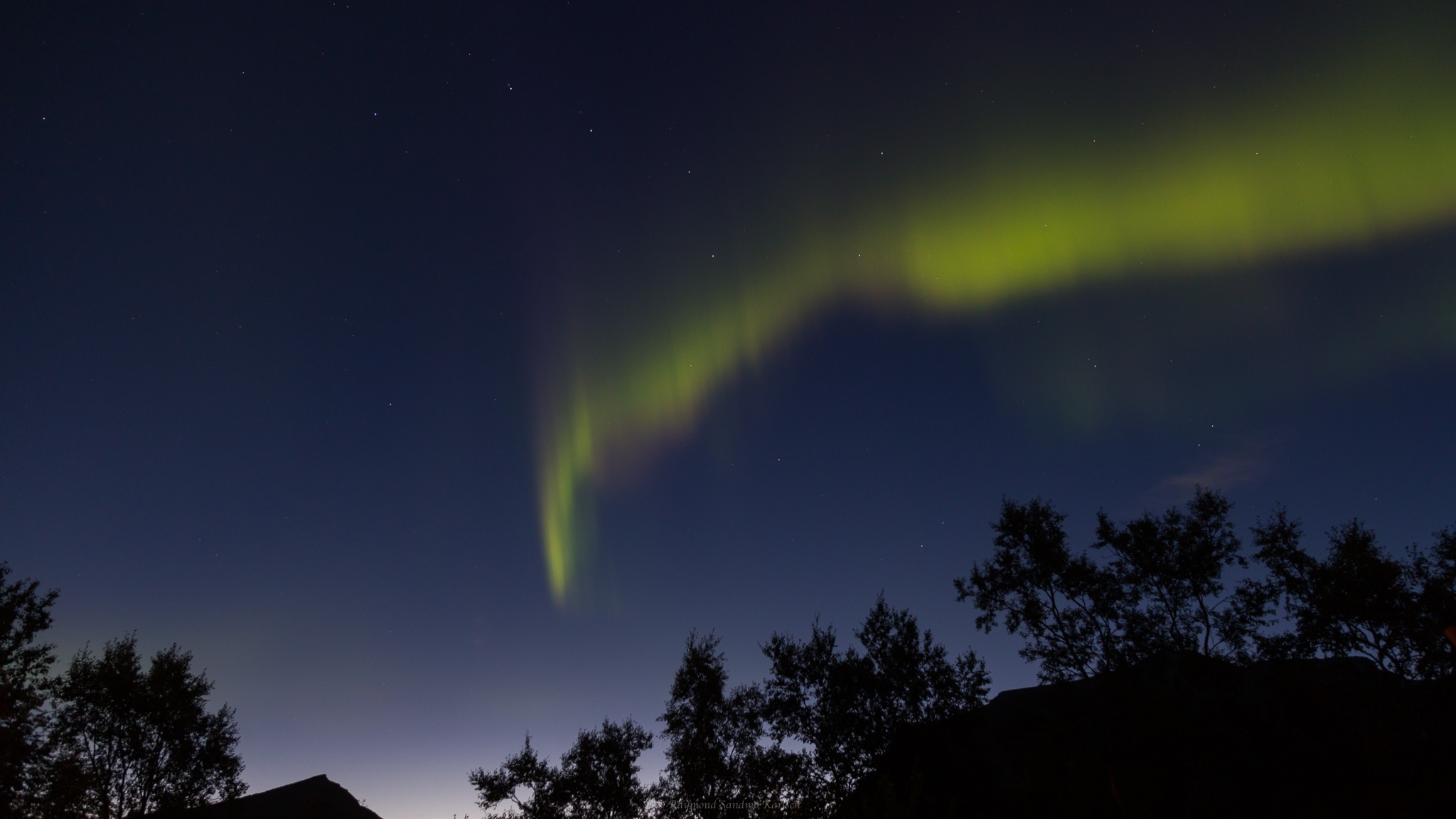 Photo in Nature #aurora borealisnorth norway