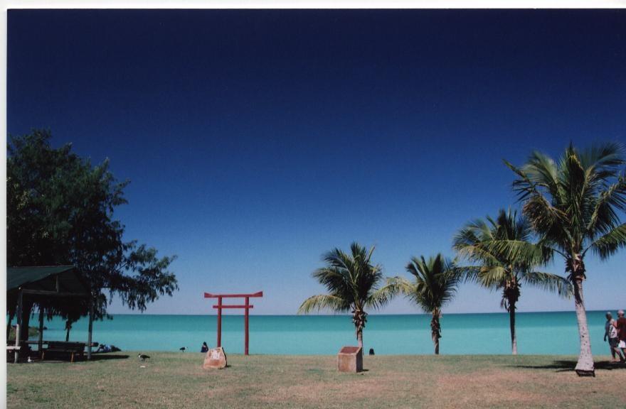 Roebuck Bay, Broome by Paul Bownas