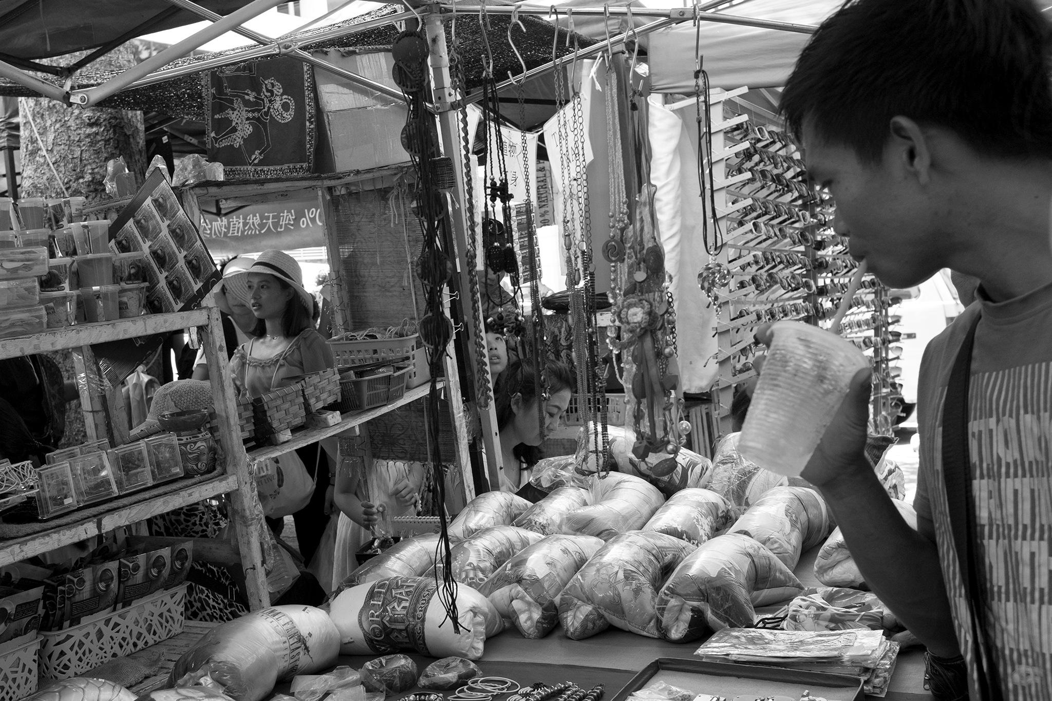 Gaya Street, Kota Kinabalu | 2016 by Yuzie Yusoff