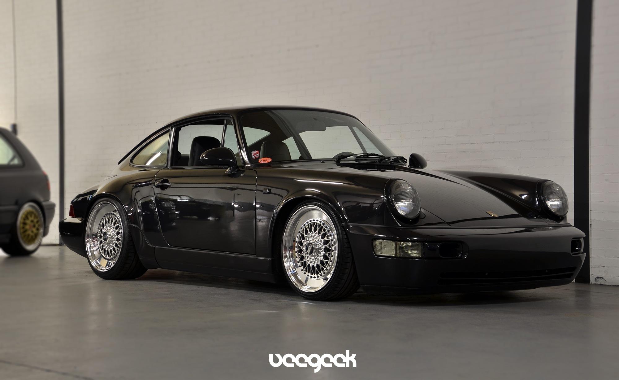 Blanz Porsche by VeeGeek