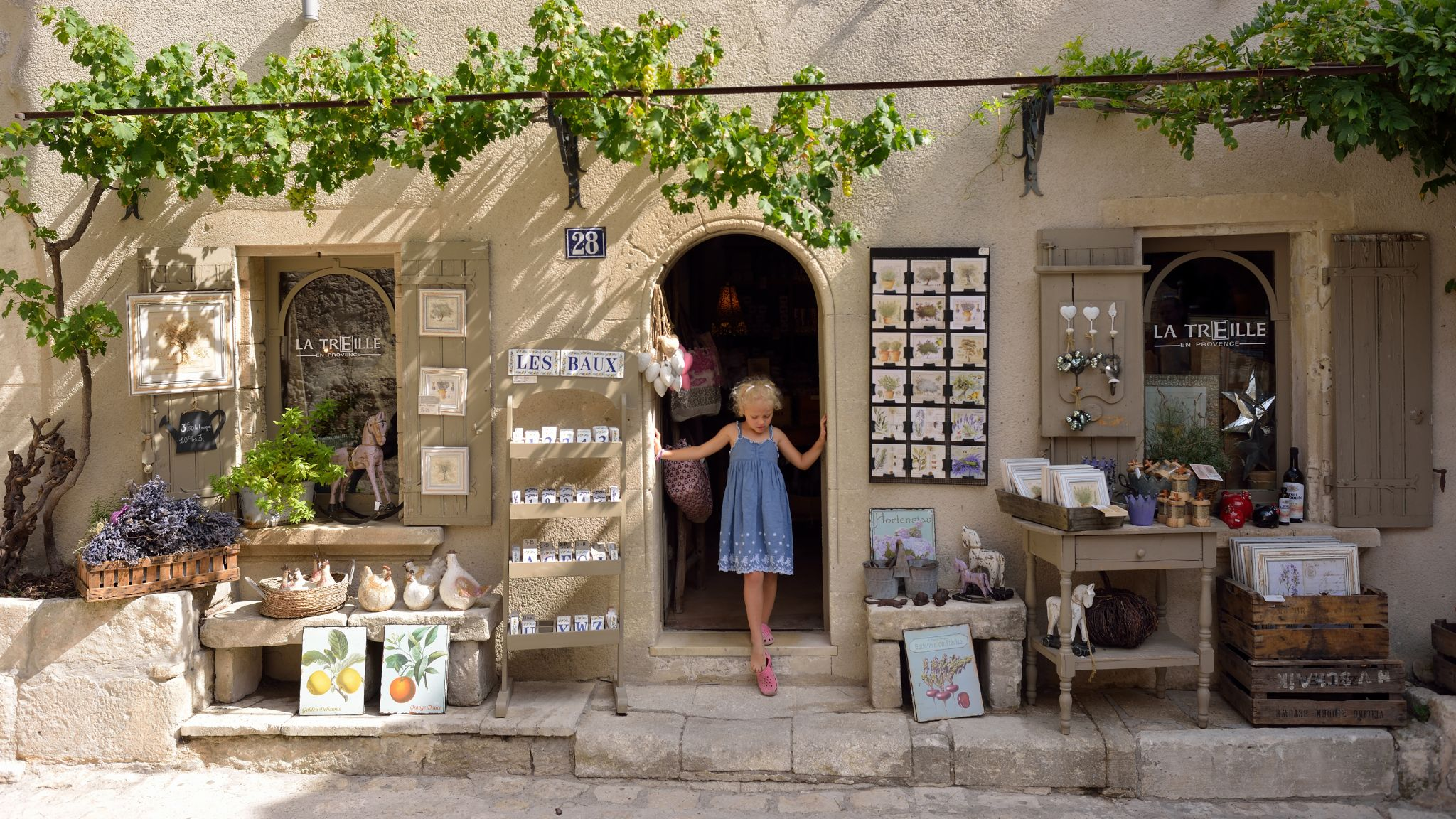 Shop Front by Simon Harding