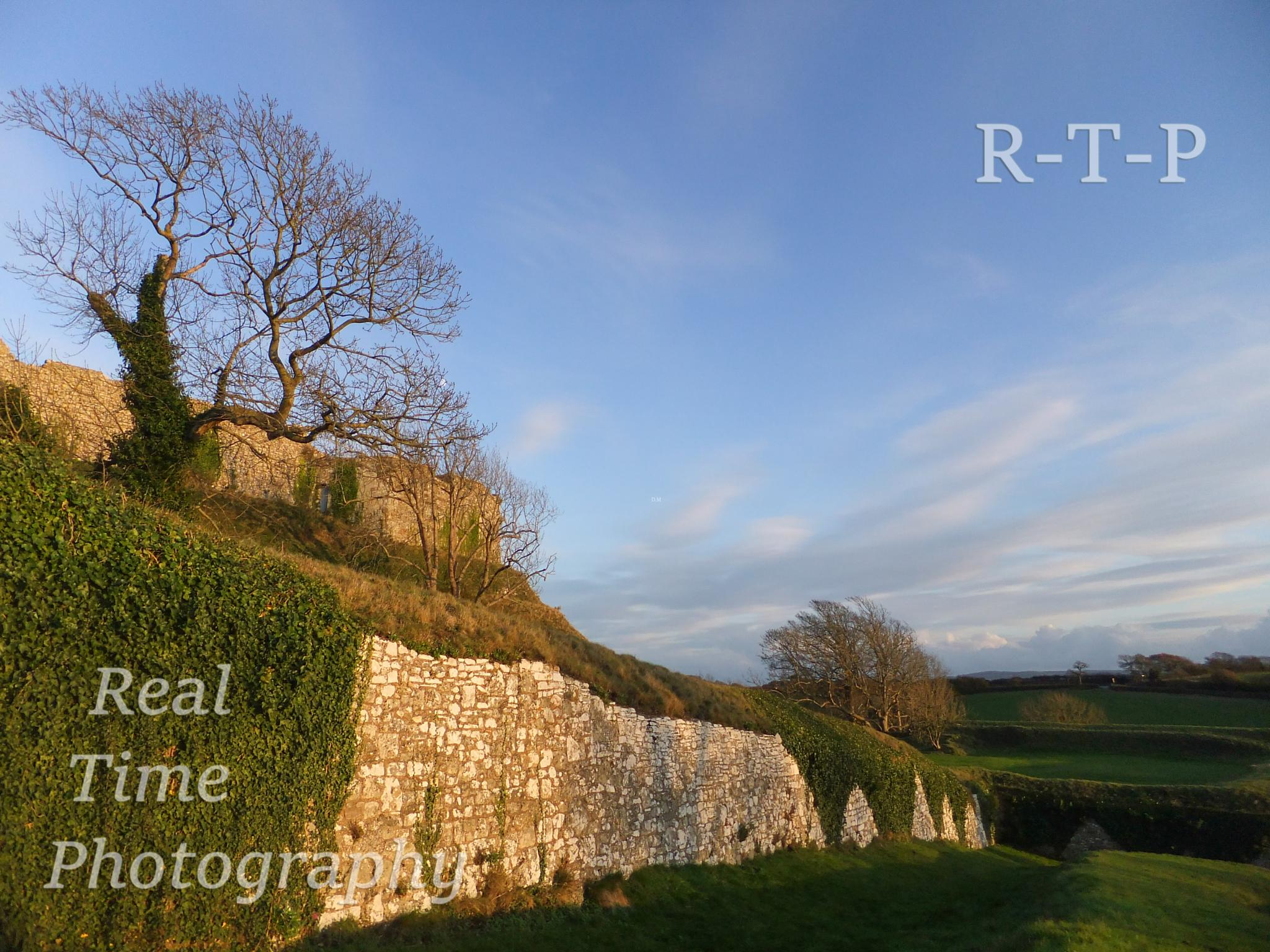 Castle wall's by Daryl Marlow