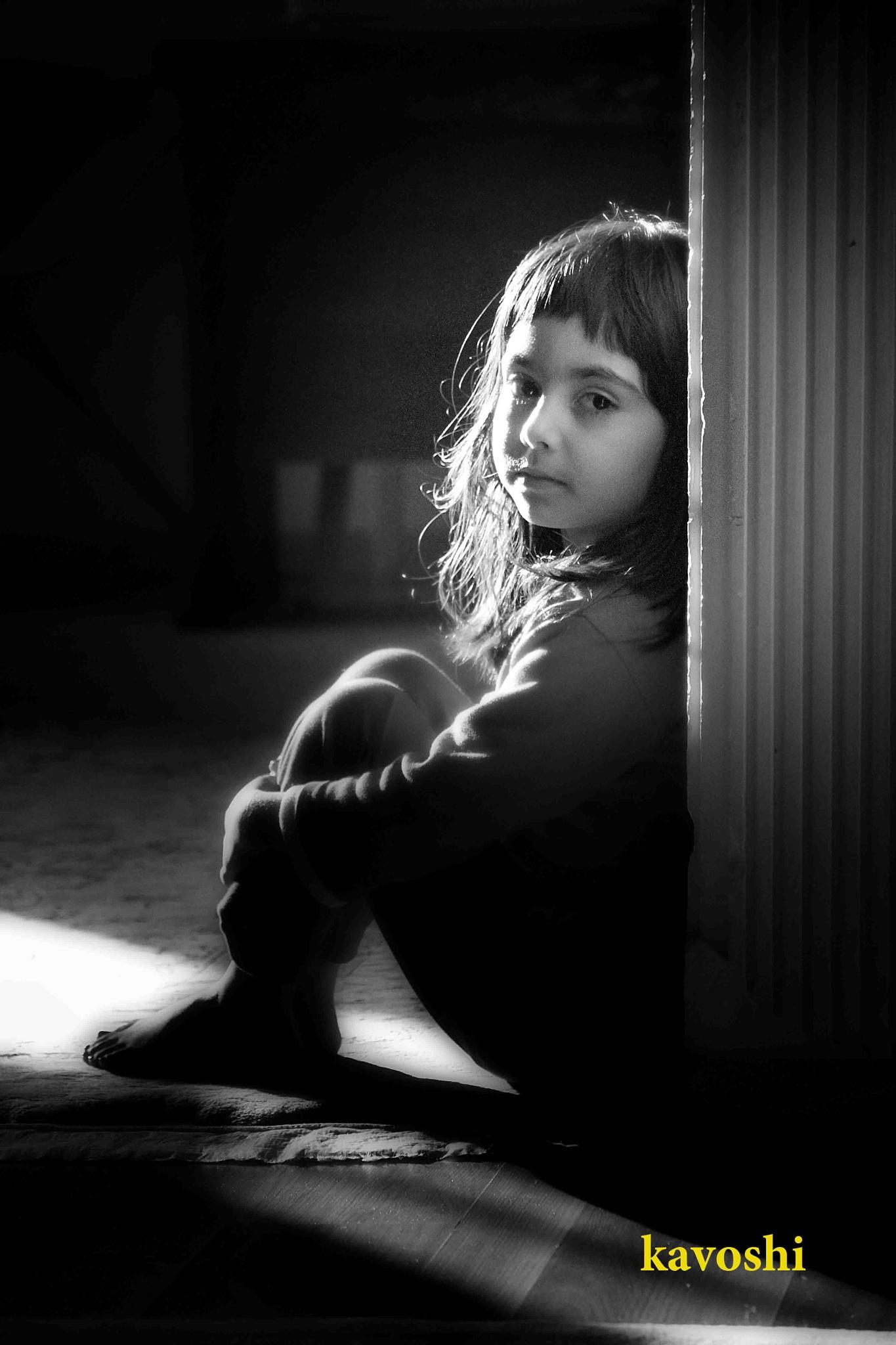 نوری در خانه by kavoshihs