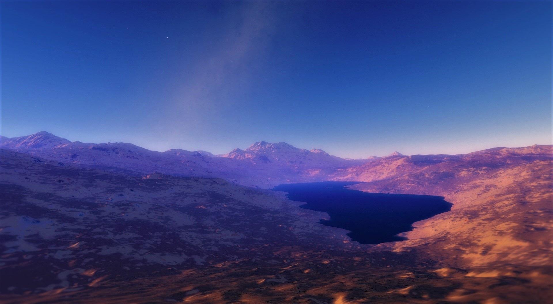 Ice Valley, Cretus I. by hippymedia