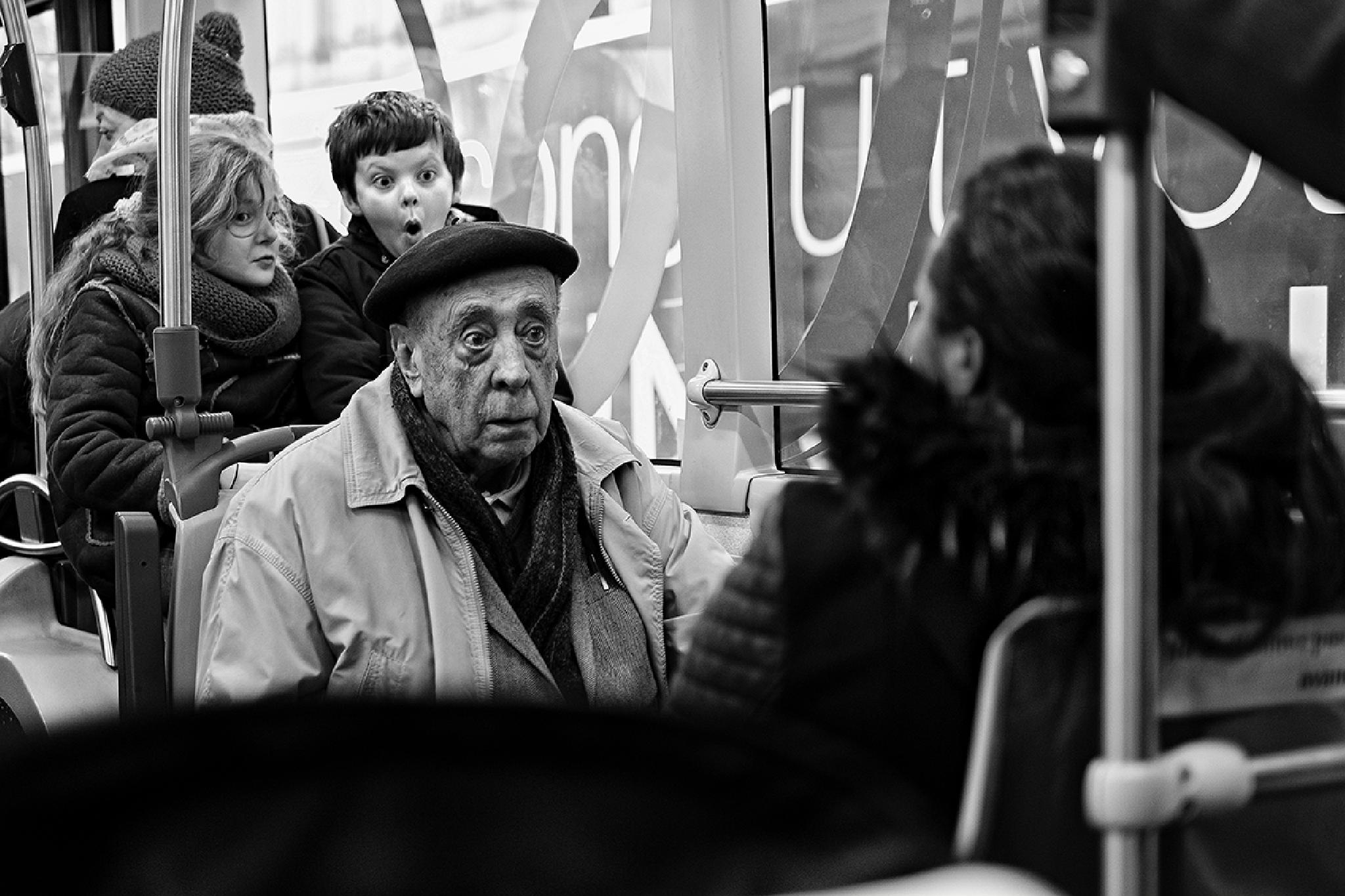 Generational surprise by Arnaud BROSSARD