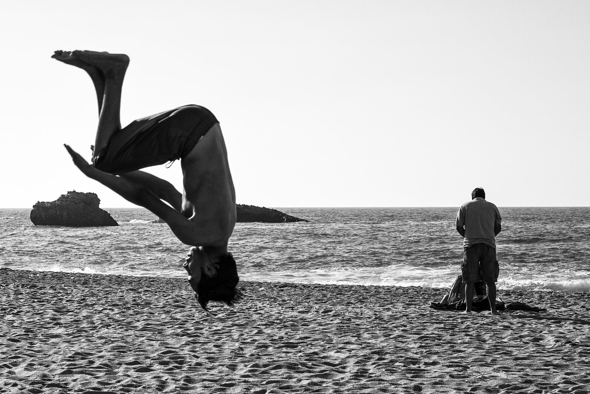 Salto by Arnaud BROSSARD