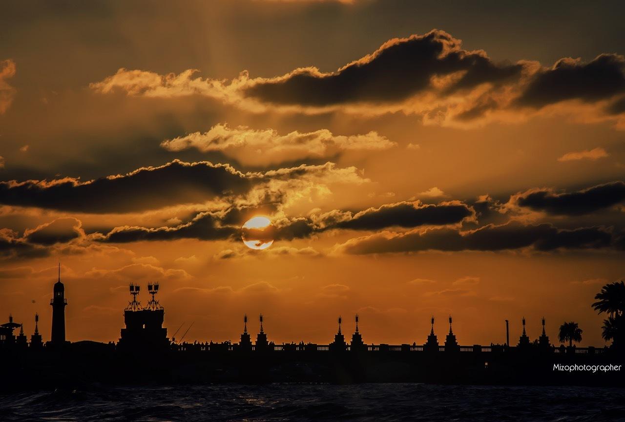 sunset by Mizophotographer