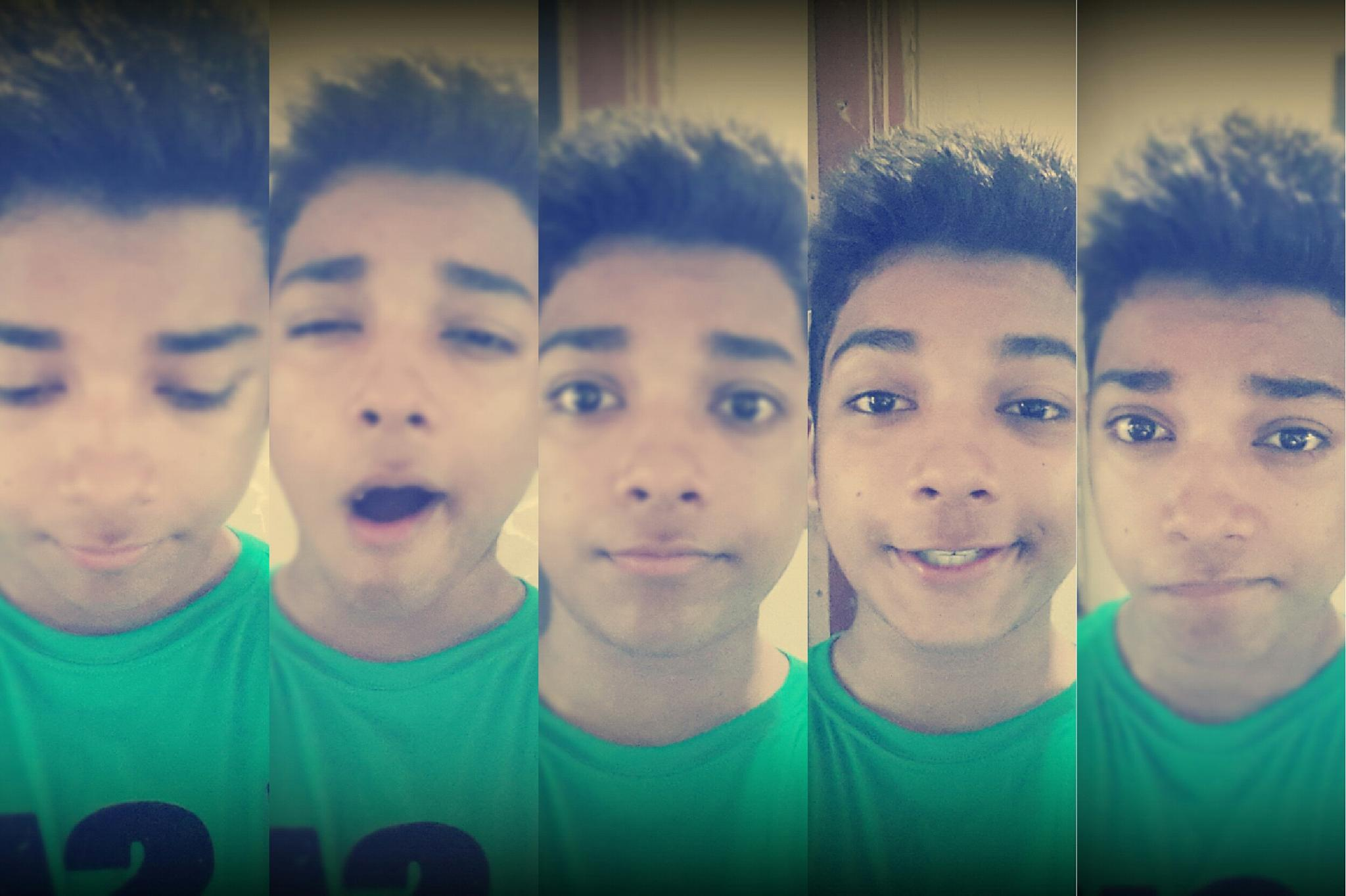 Me :-) by Hossain Spesufie