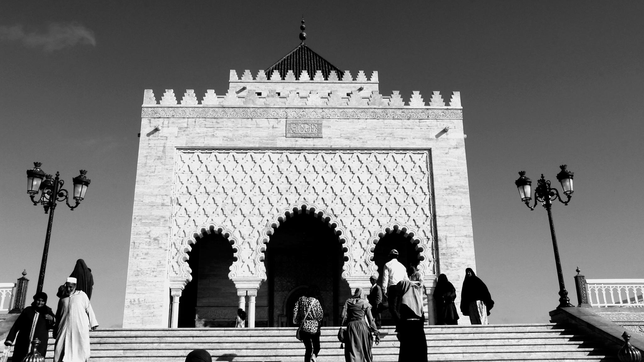 DariH Rabat capital of Morocco by Eddine Allam