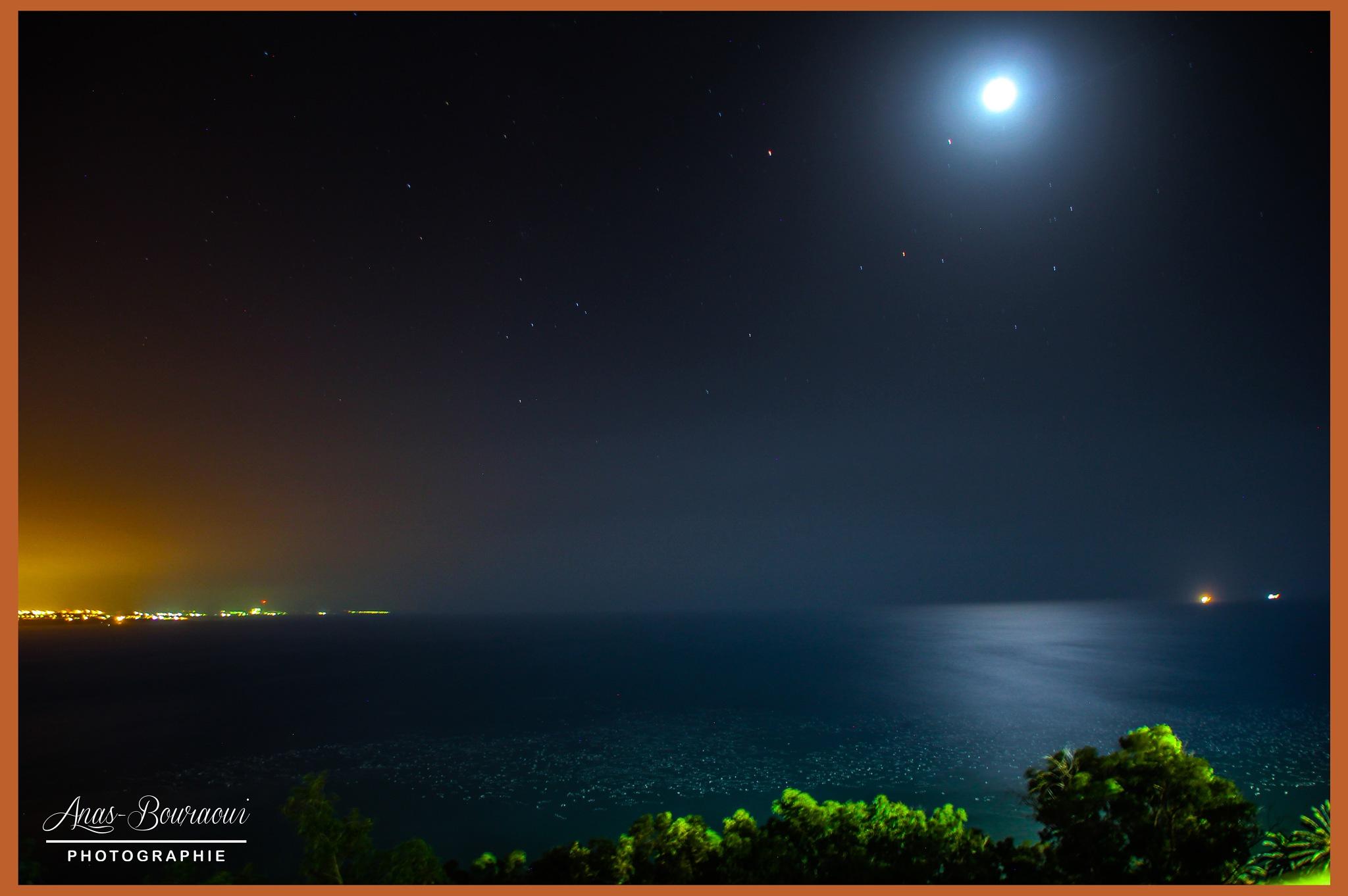 romance night  by  BOURAOUI Anas