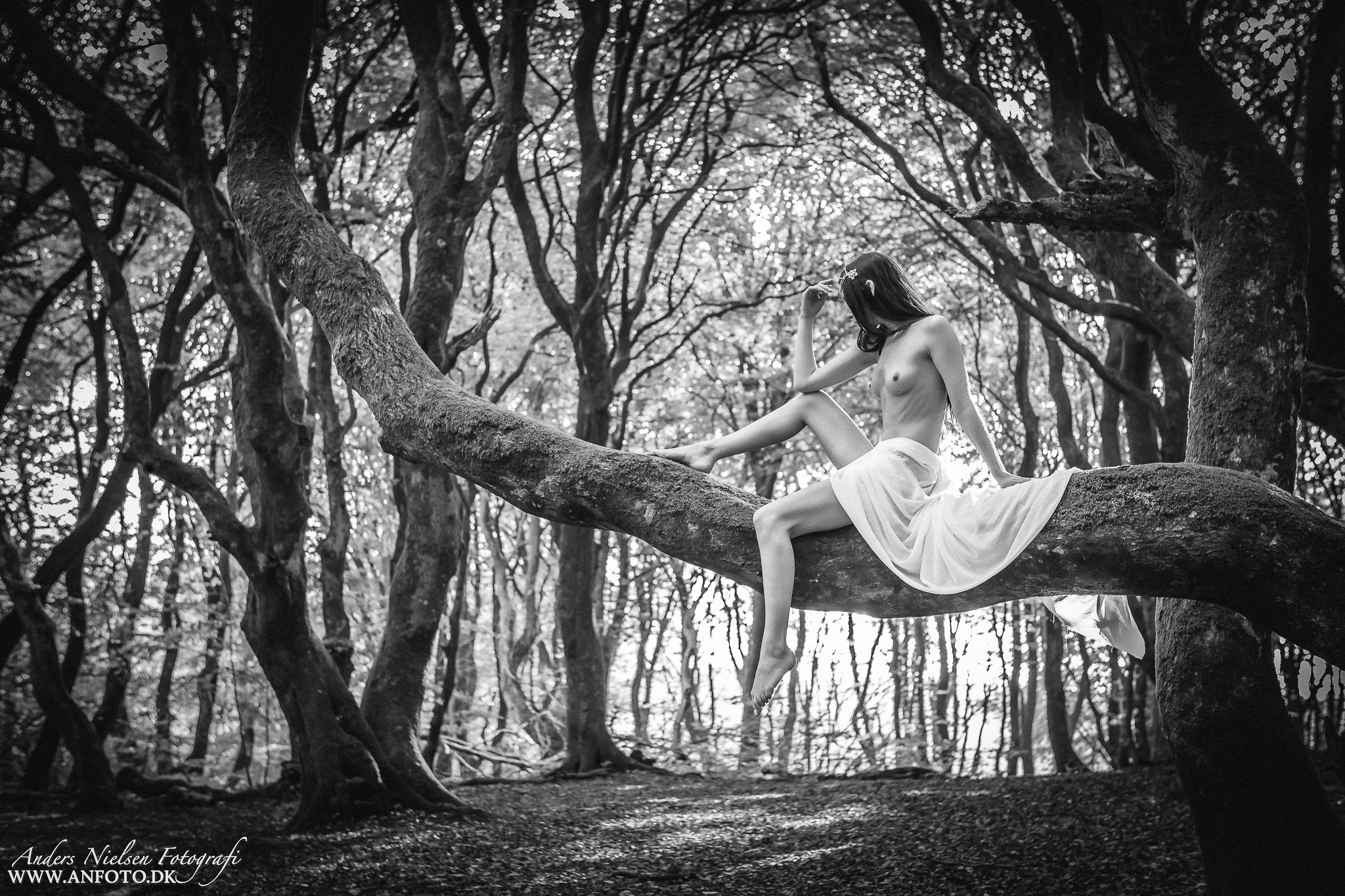 Meditating by Anders Nielsen Fotografi