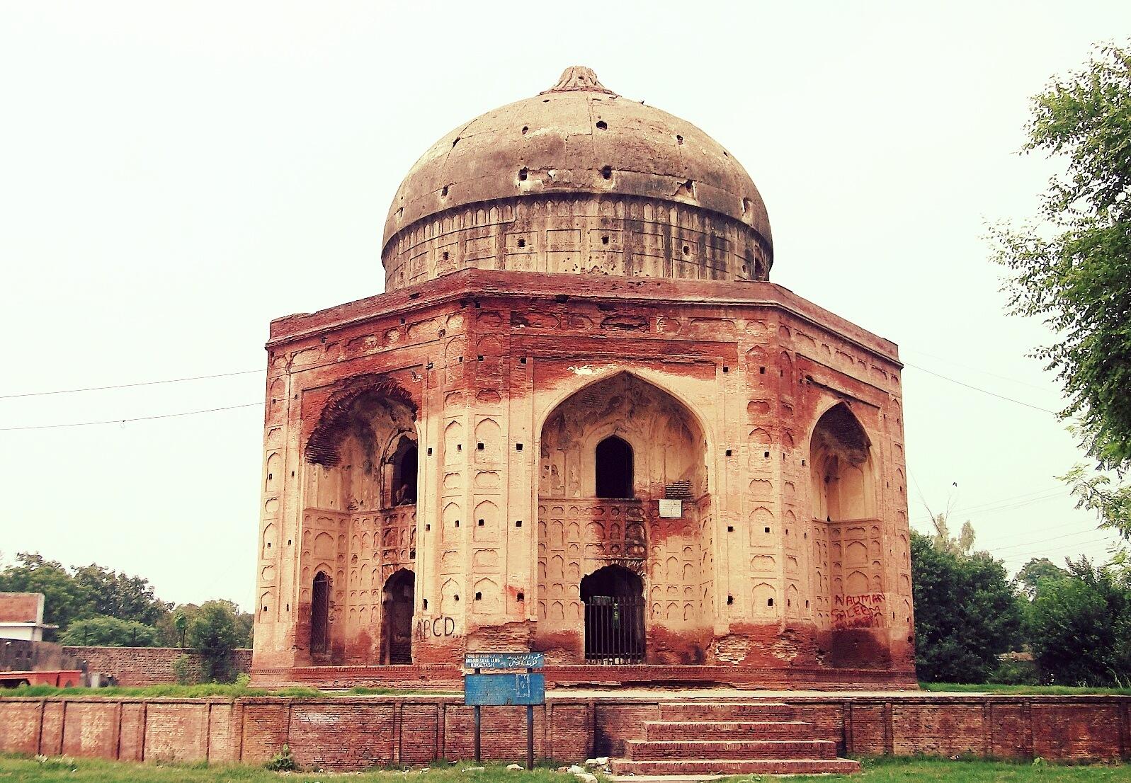 Zafar Jang Kokaltash Tomb, Lahore by Muhammad Umair Mirza