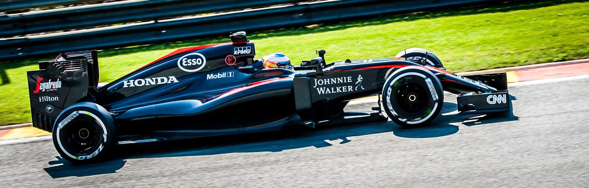 F1 by Kevin Vanhauter