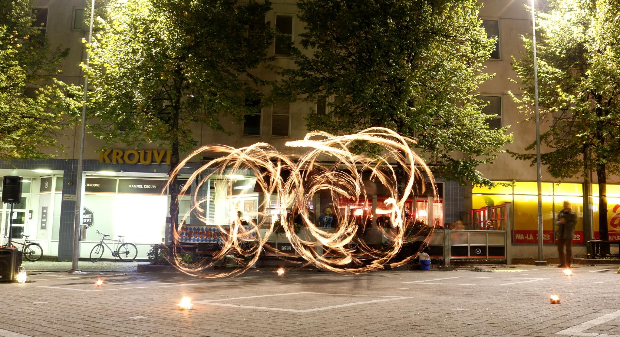 Fireshow by Z Islam Jewel