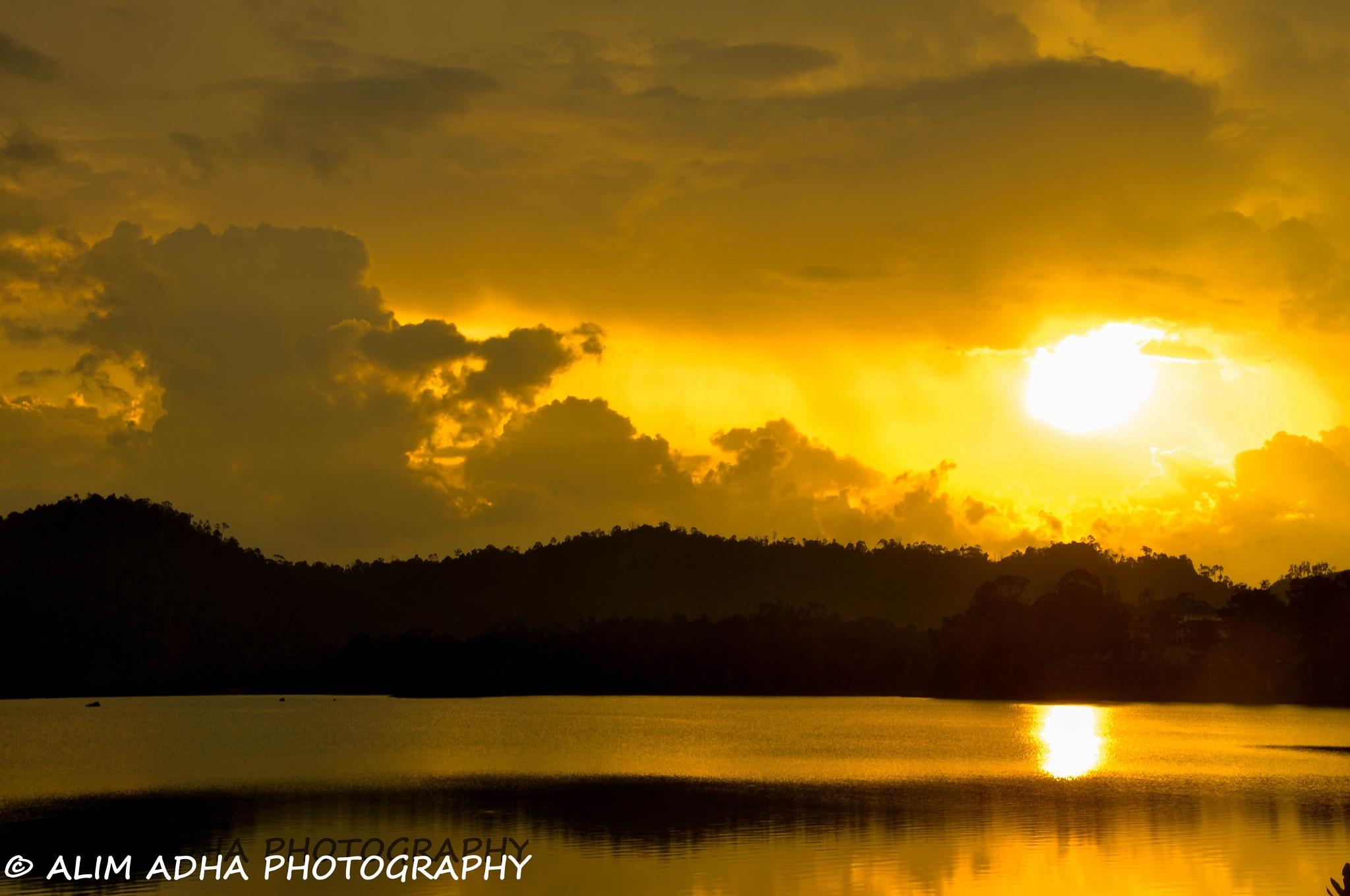 SUNSET by MUHDALIM97