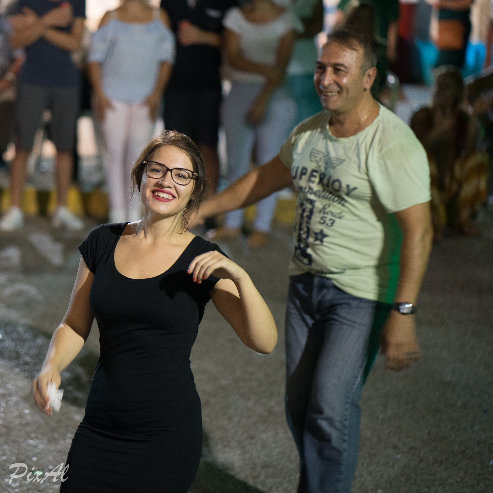 Dancing All Night by PixAl Photography