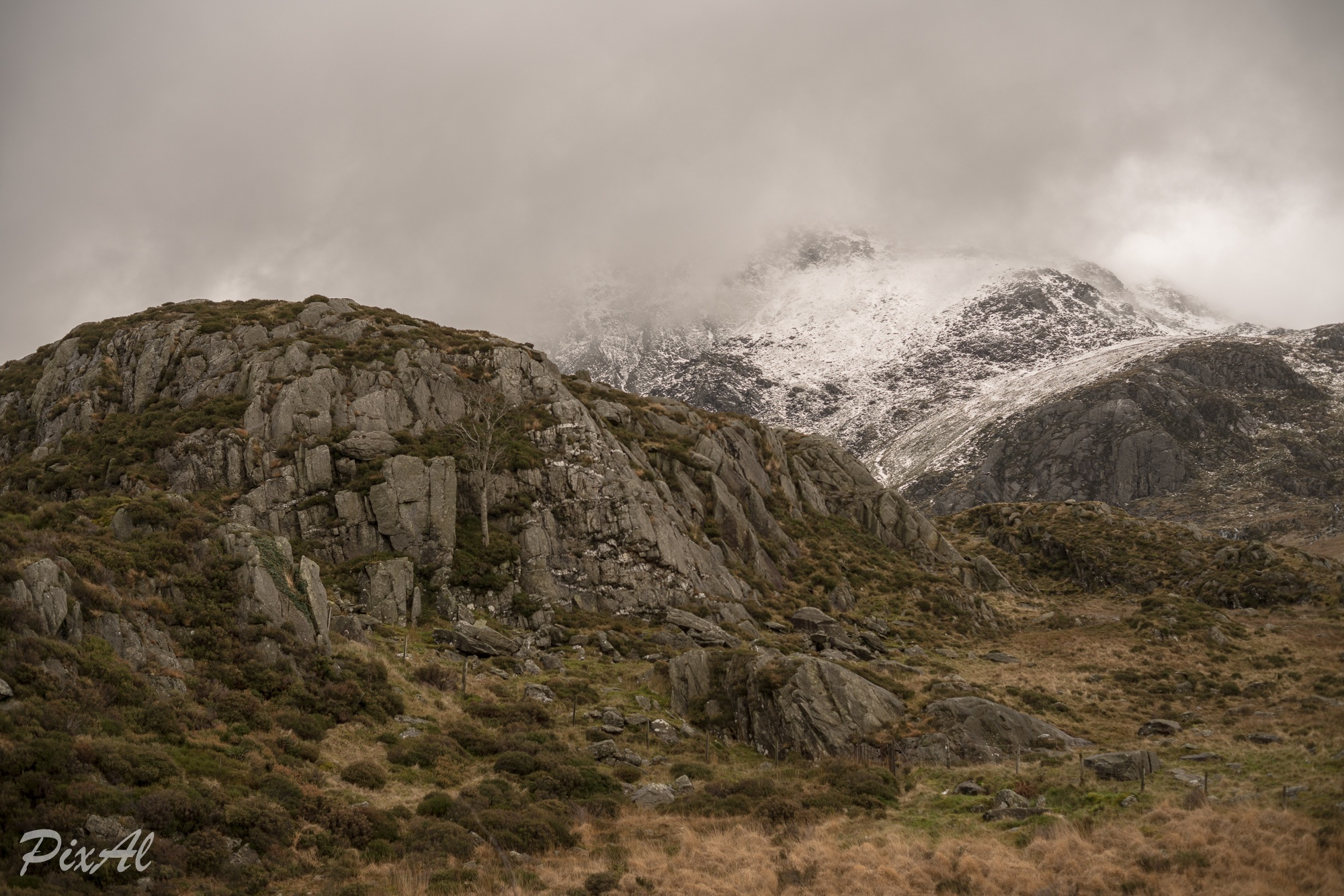 Snowdonia 6 by PixAl Photography
